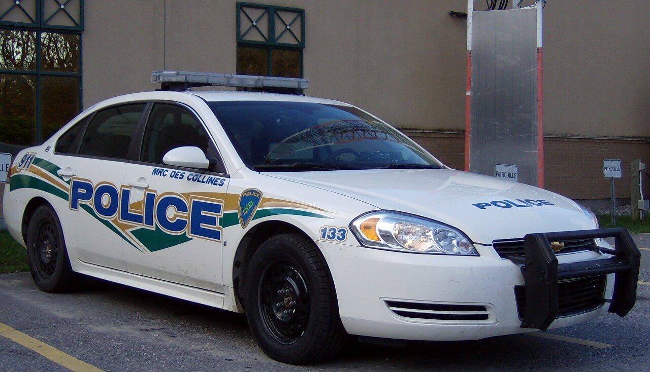police MRC des Collines