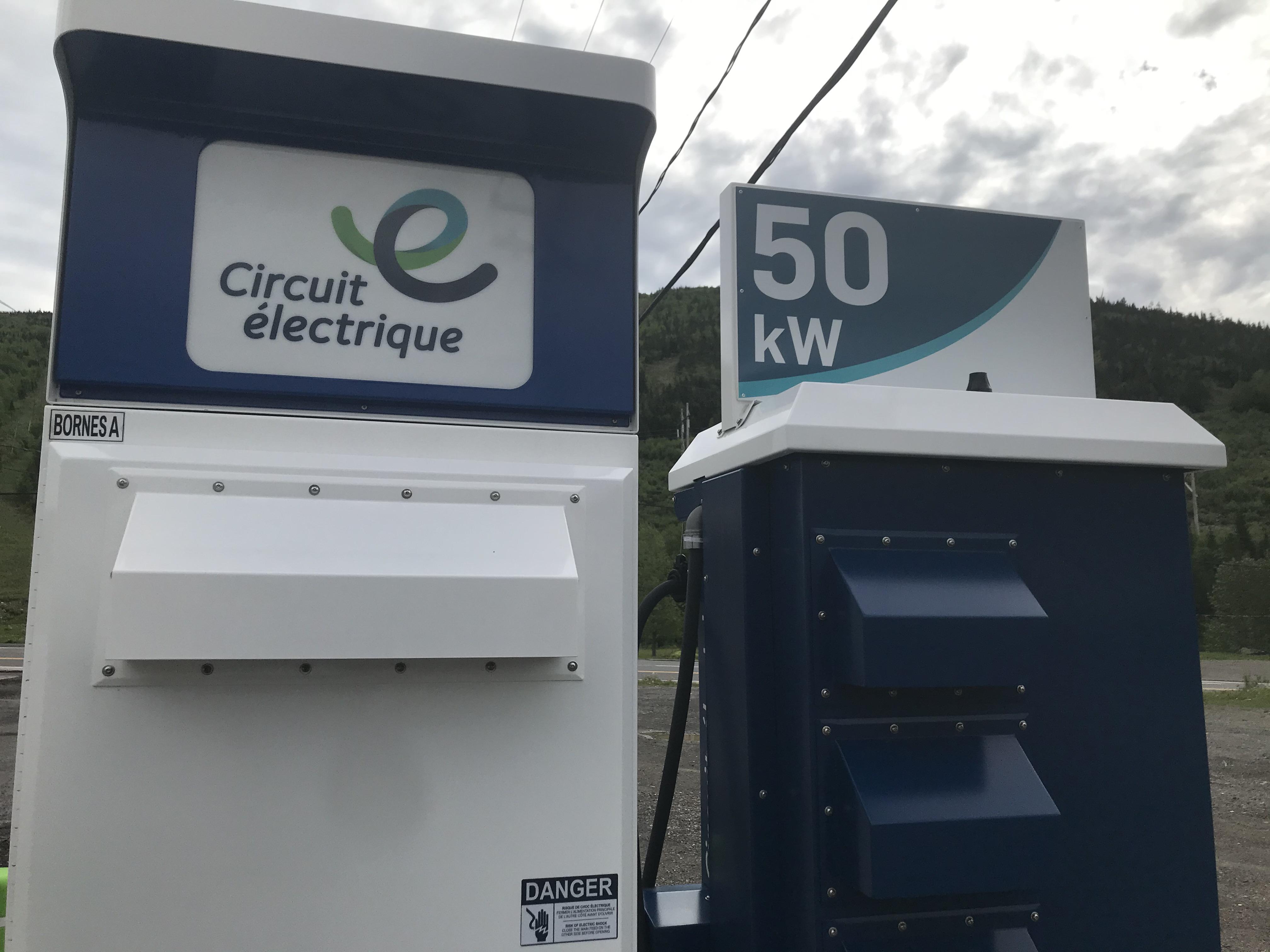 Borne Circuit Électrique