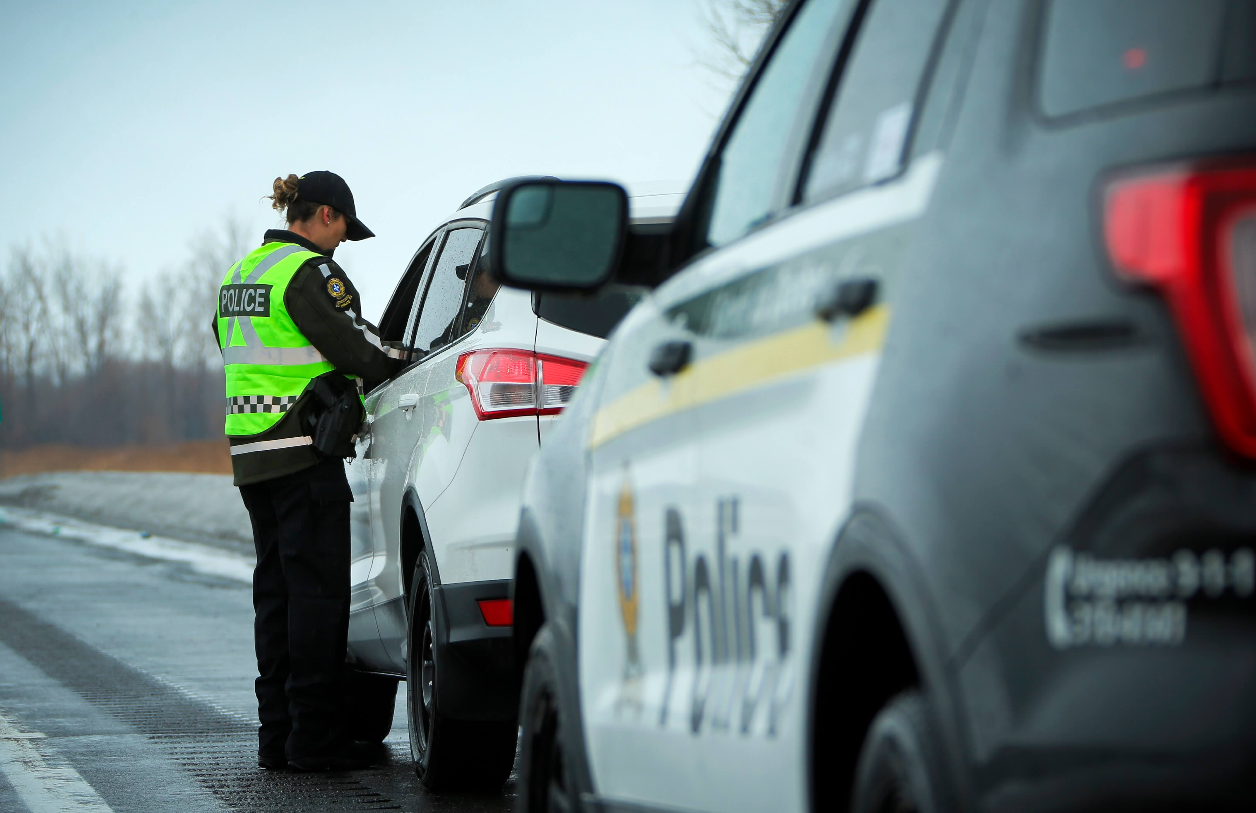Police SQ