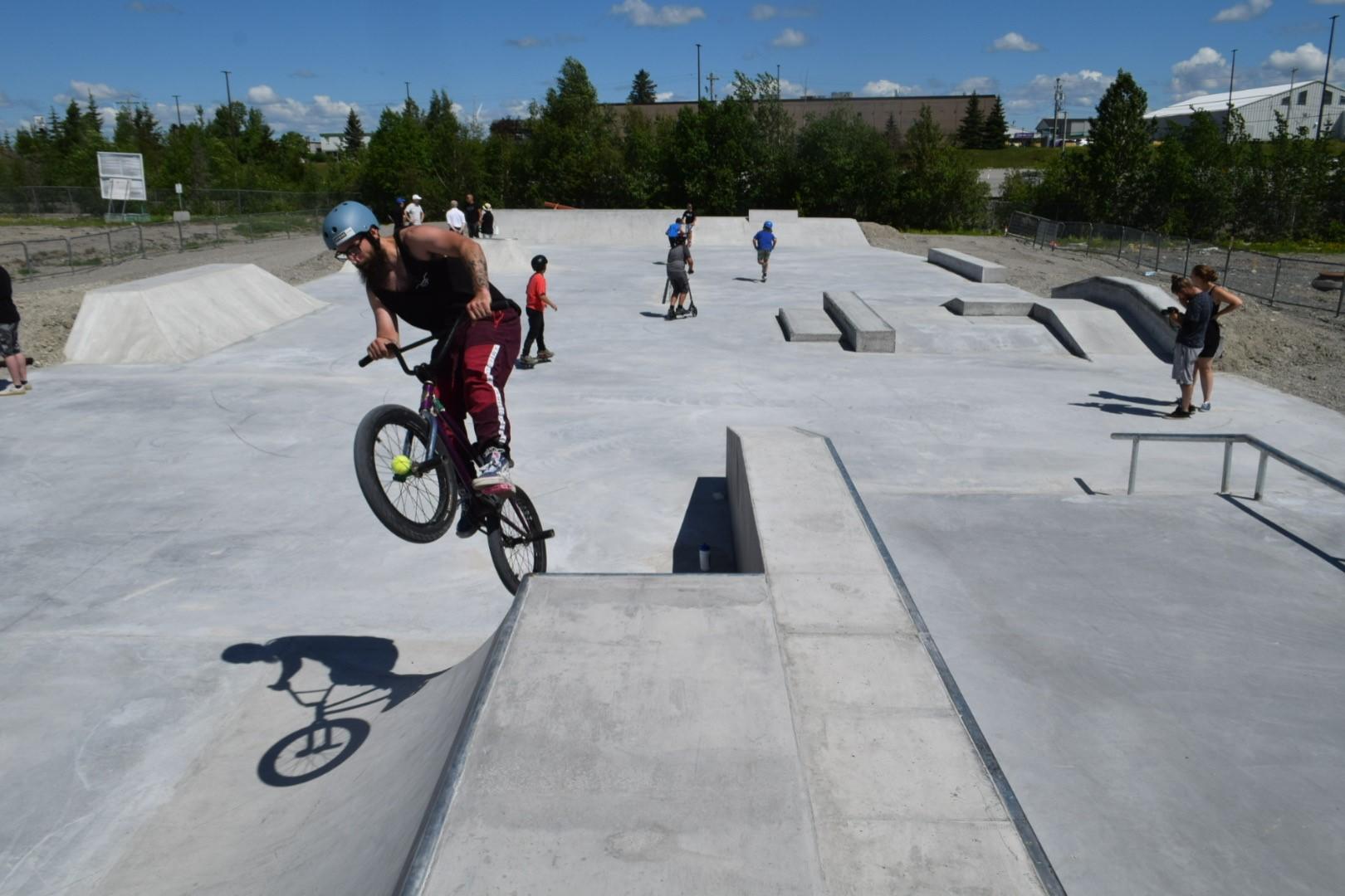 Skate Park Amos