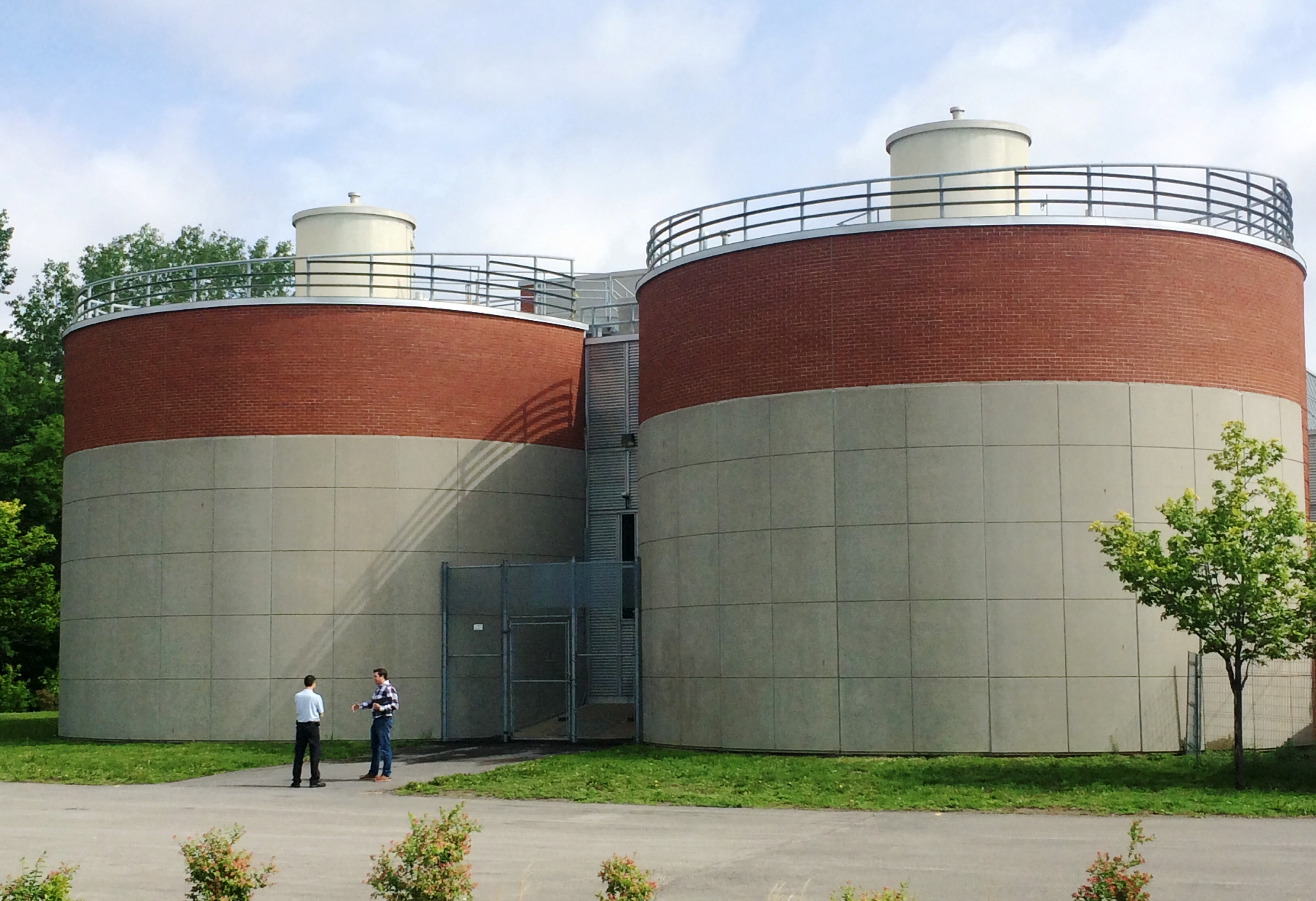 Station Épuration des eaux