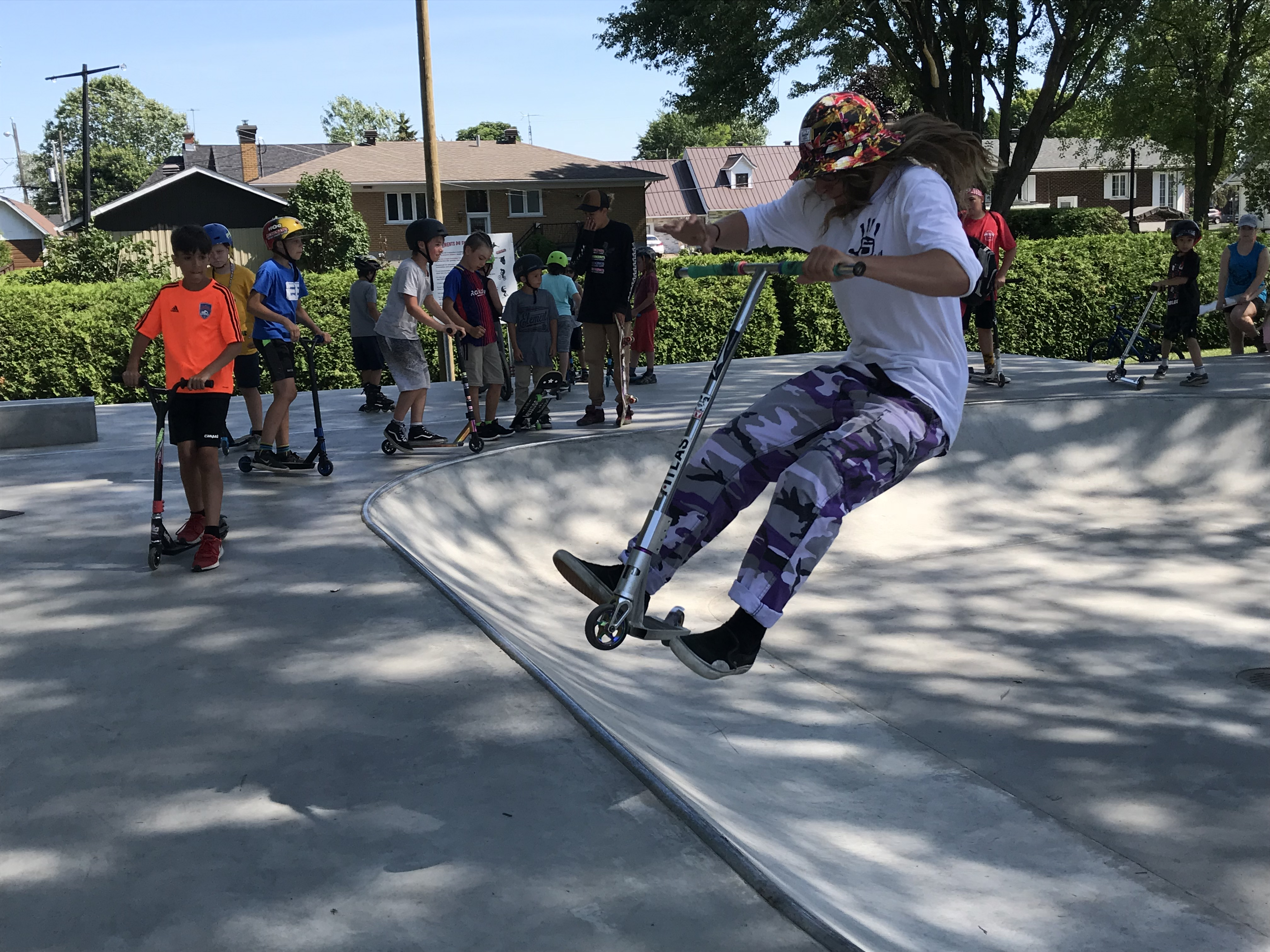 Skatepark Saint-Jacques