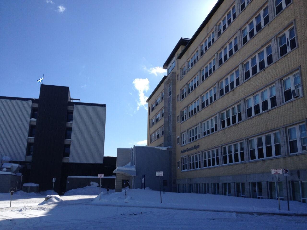 Hôpital de Val-d'Or