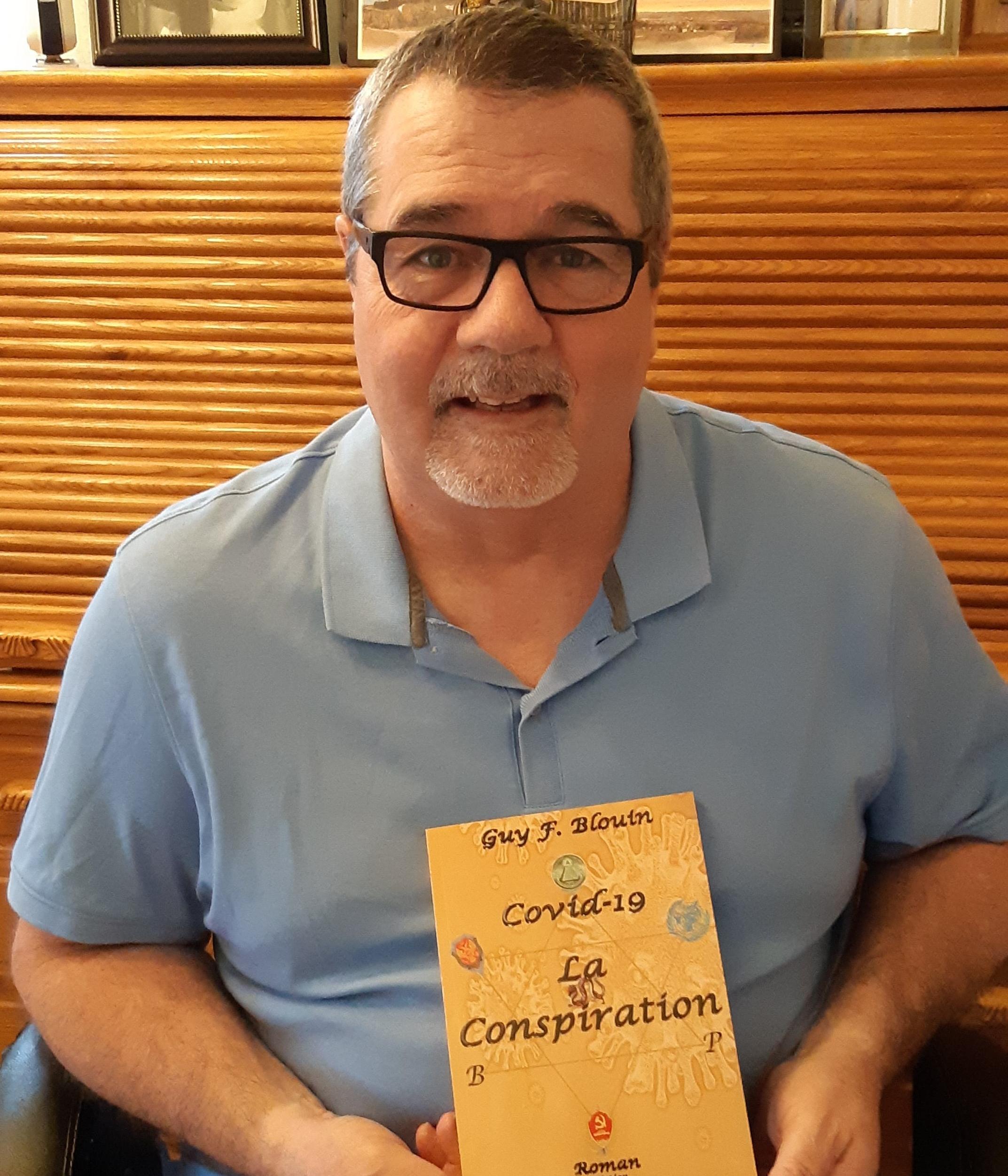 Guy F. Blouin - Covid: la conspiration