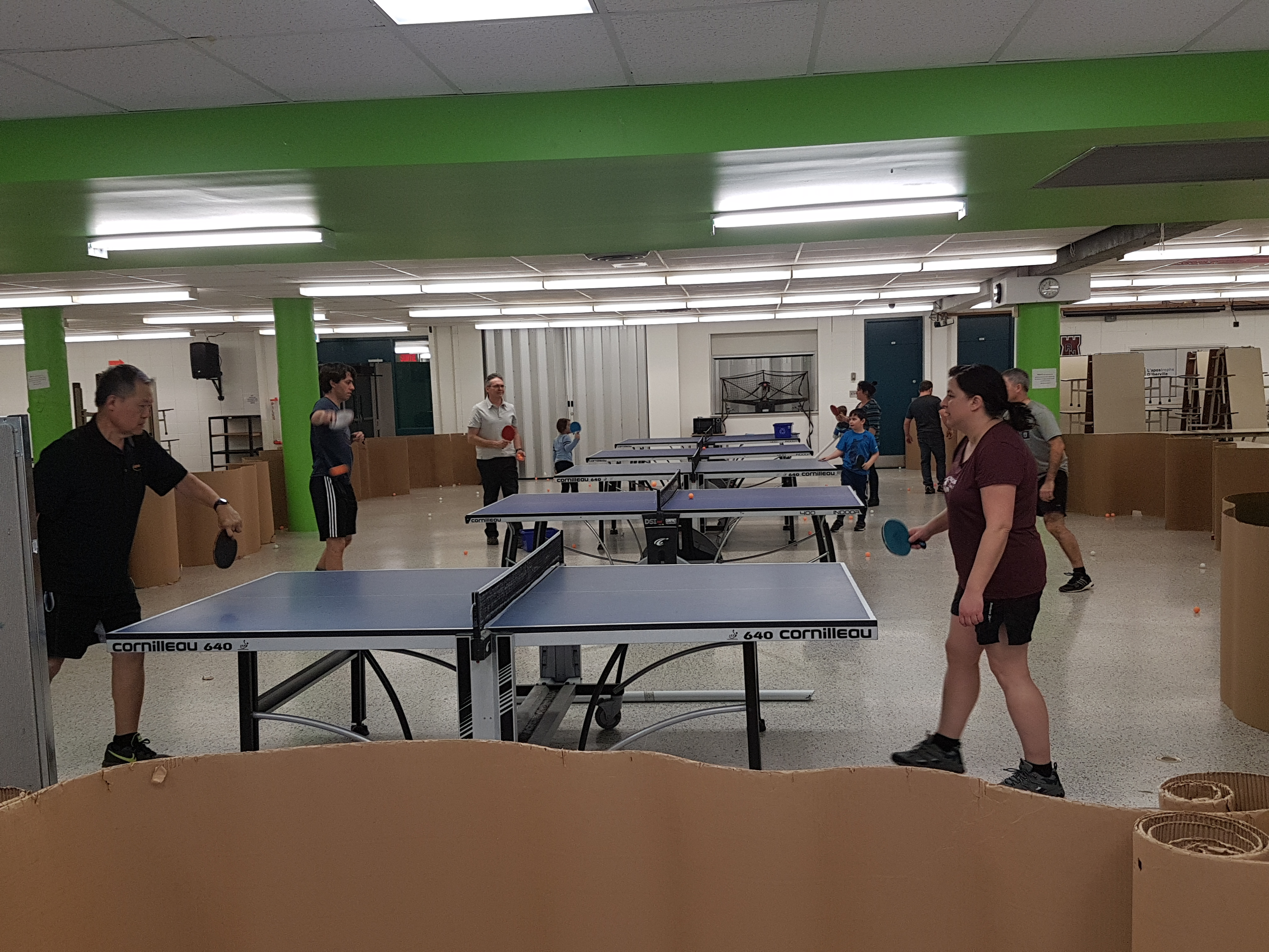 Club de tennis de table R-N