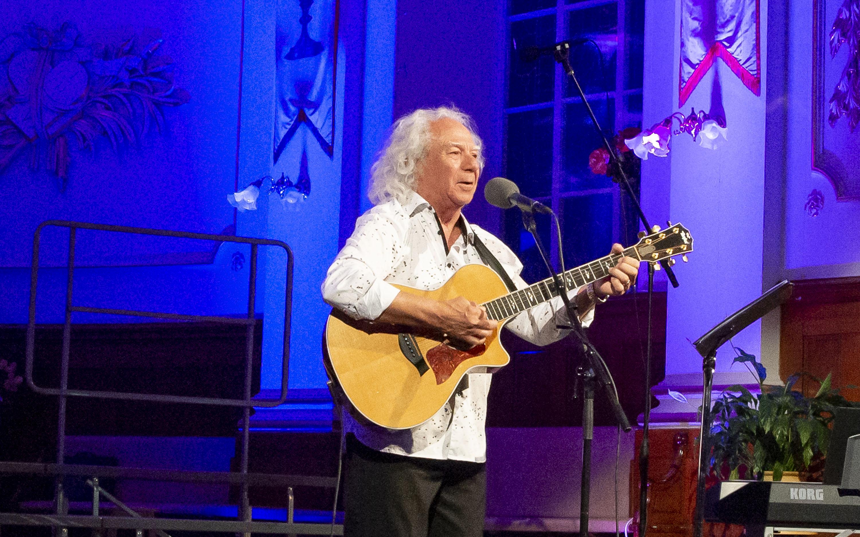 Soirée-concert Saint-Ulric église festivités du 150e Jean-Pierre Bérubé