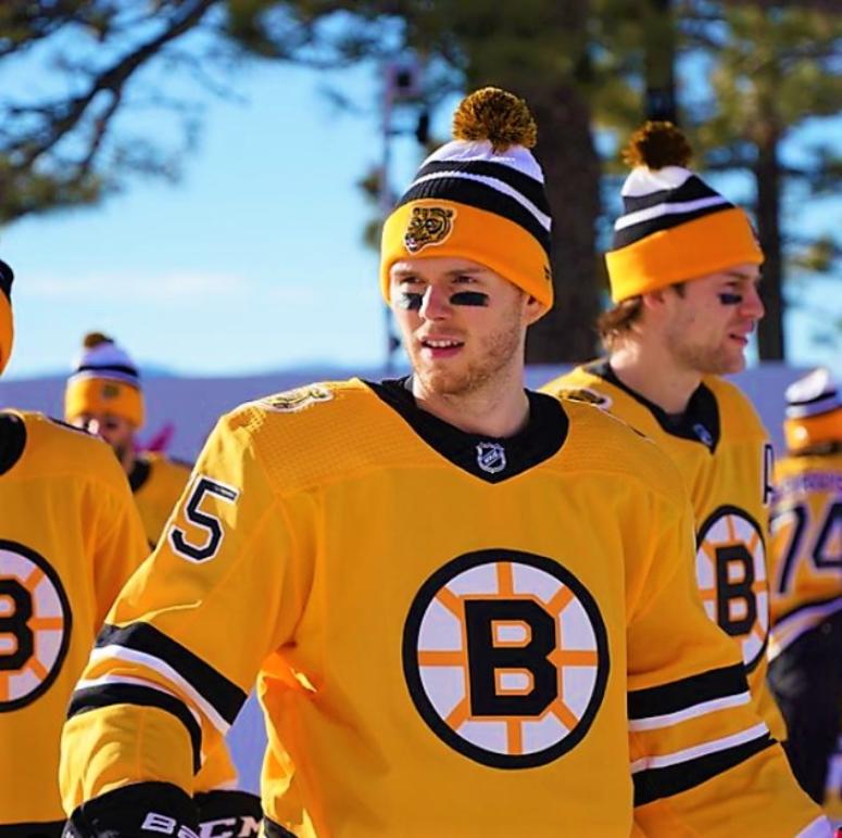 Jérémy Lauzon - Bruins Boston