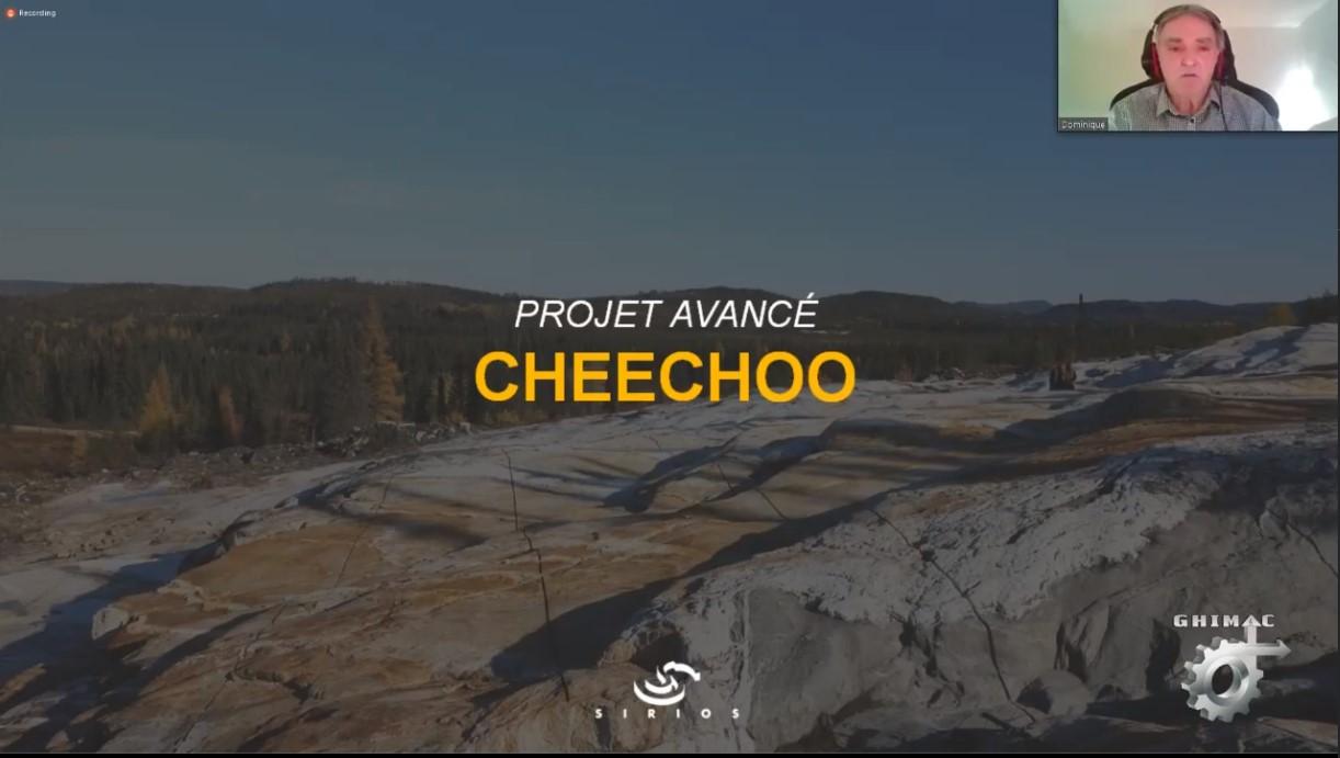 Sirios Cheechoo Doucet
