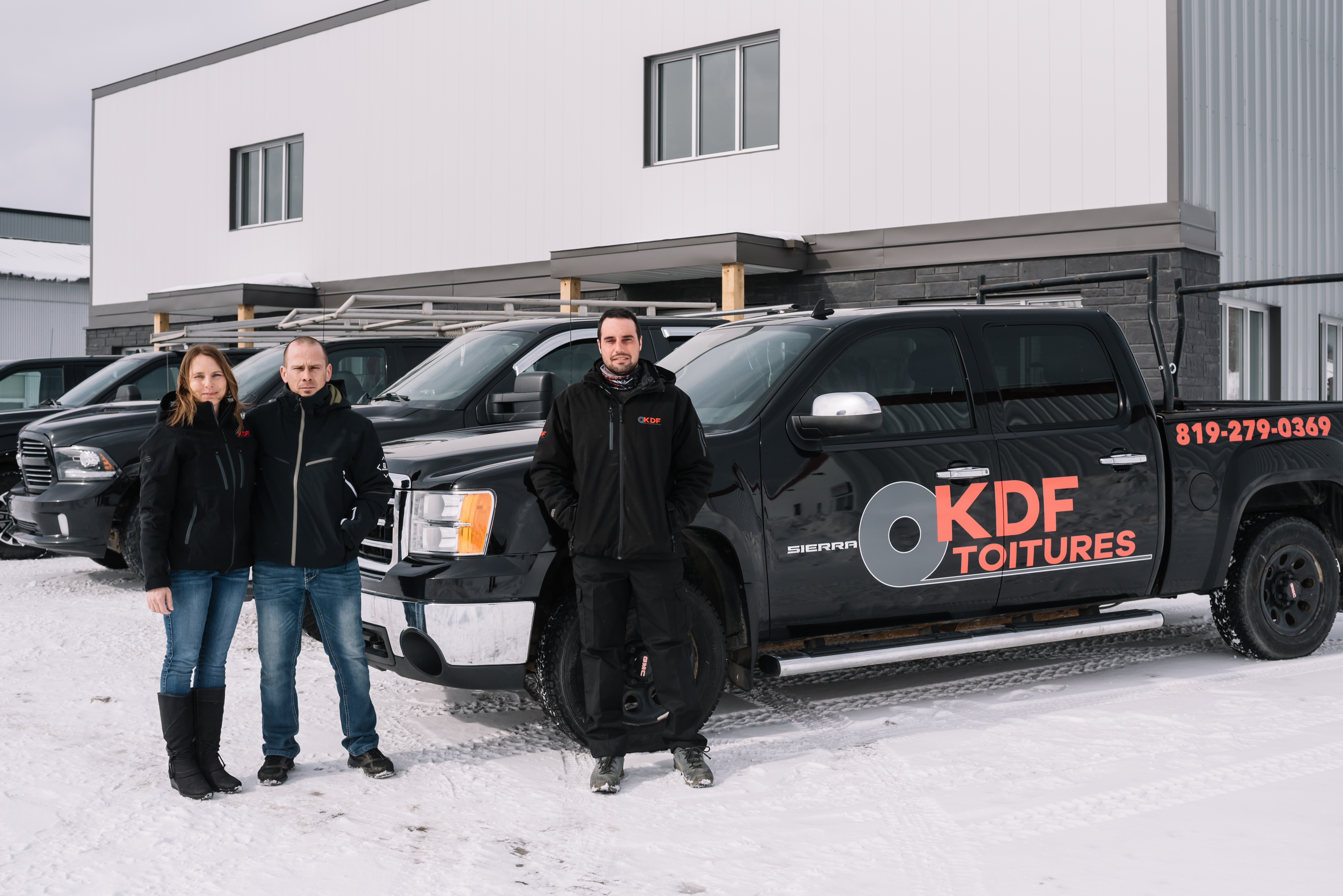 KDF Toitures