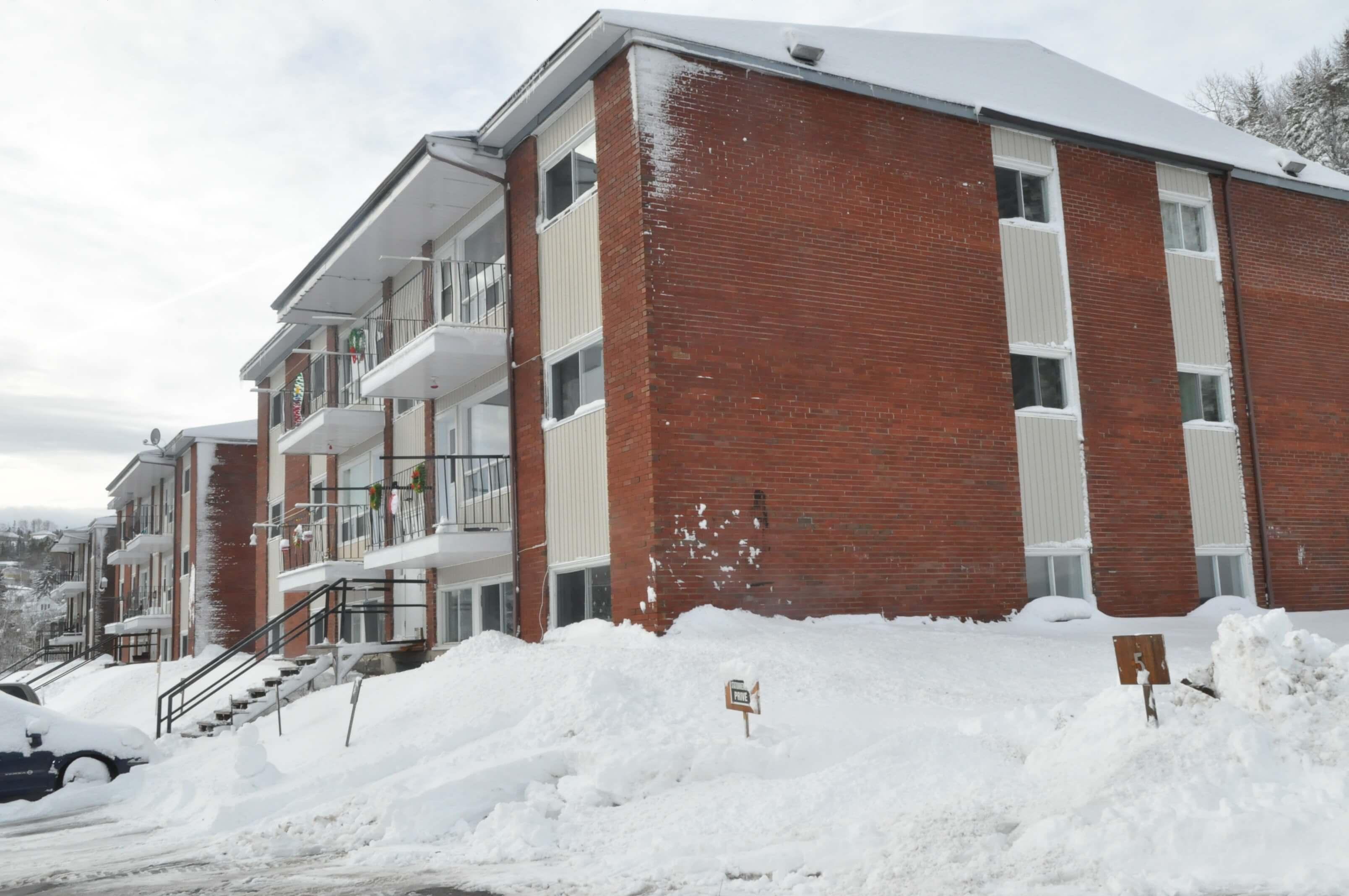 Appartement Gaspé