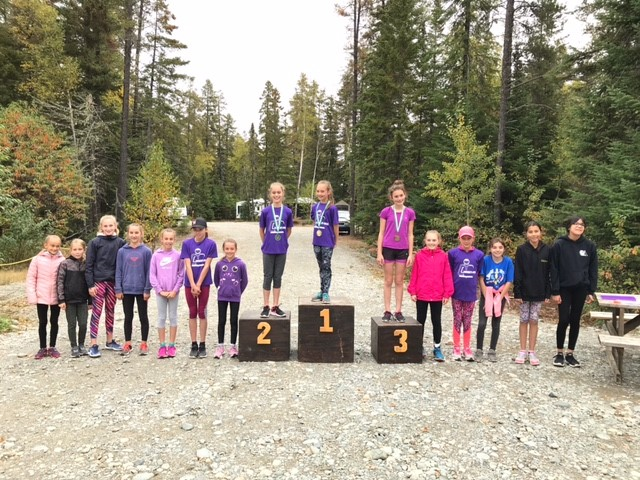 CSH Cross-Country primaire filles