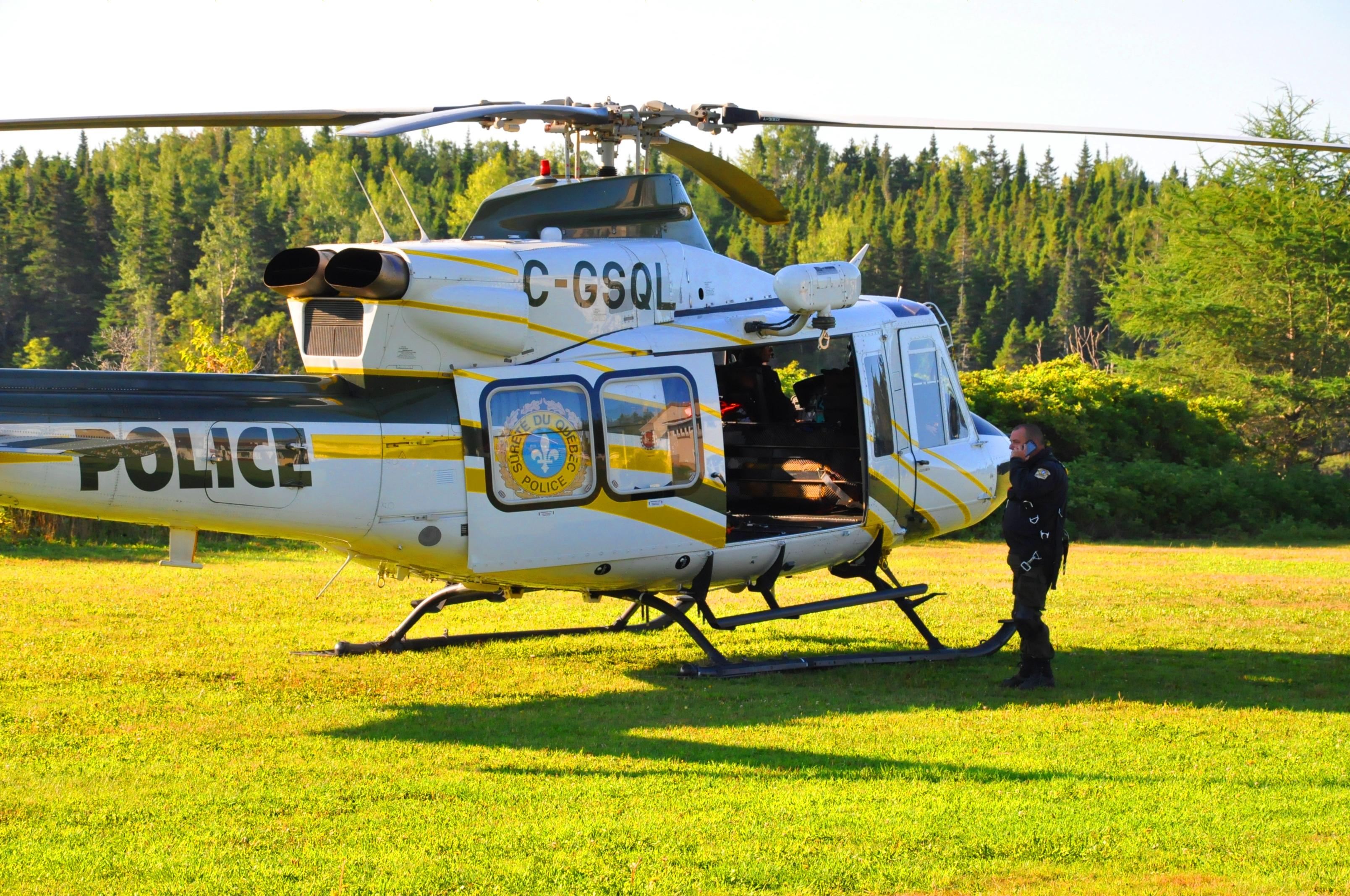 Hélicoptère SQ
