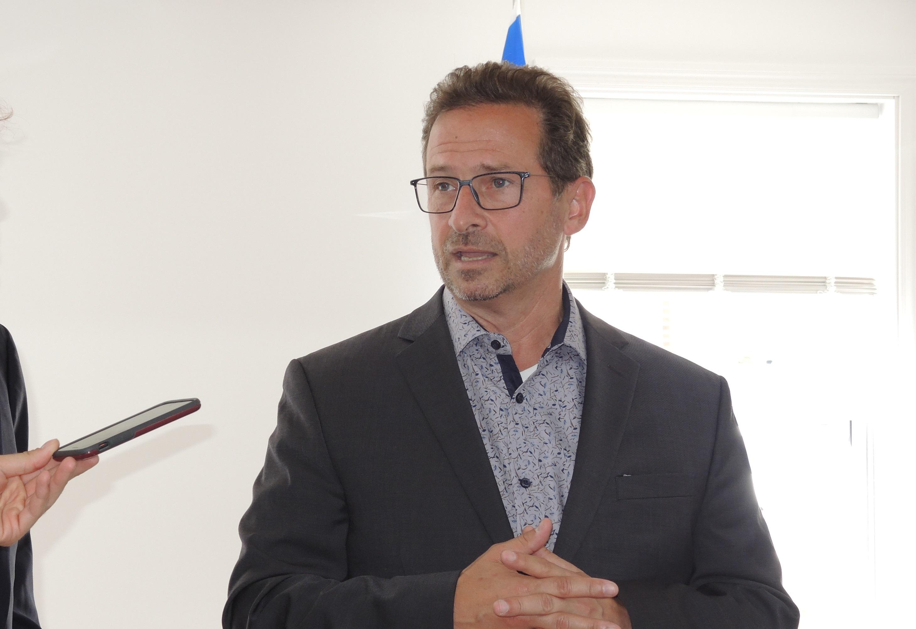 Yves-François Blanchet, Bloc québécois