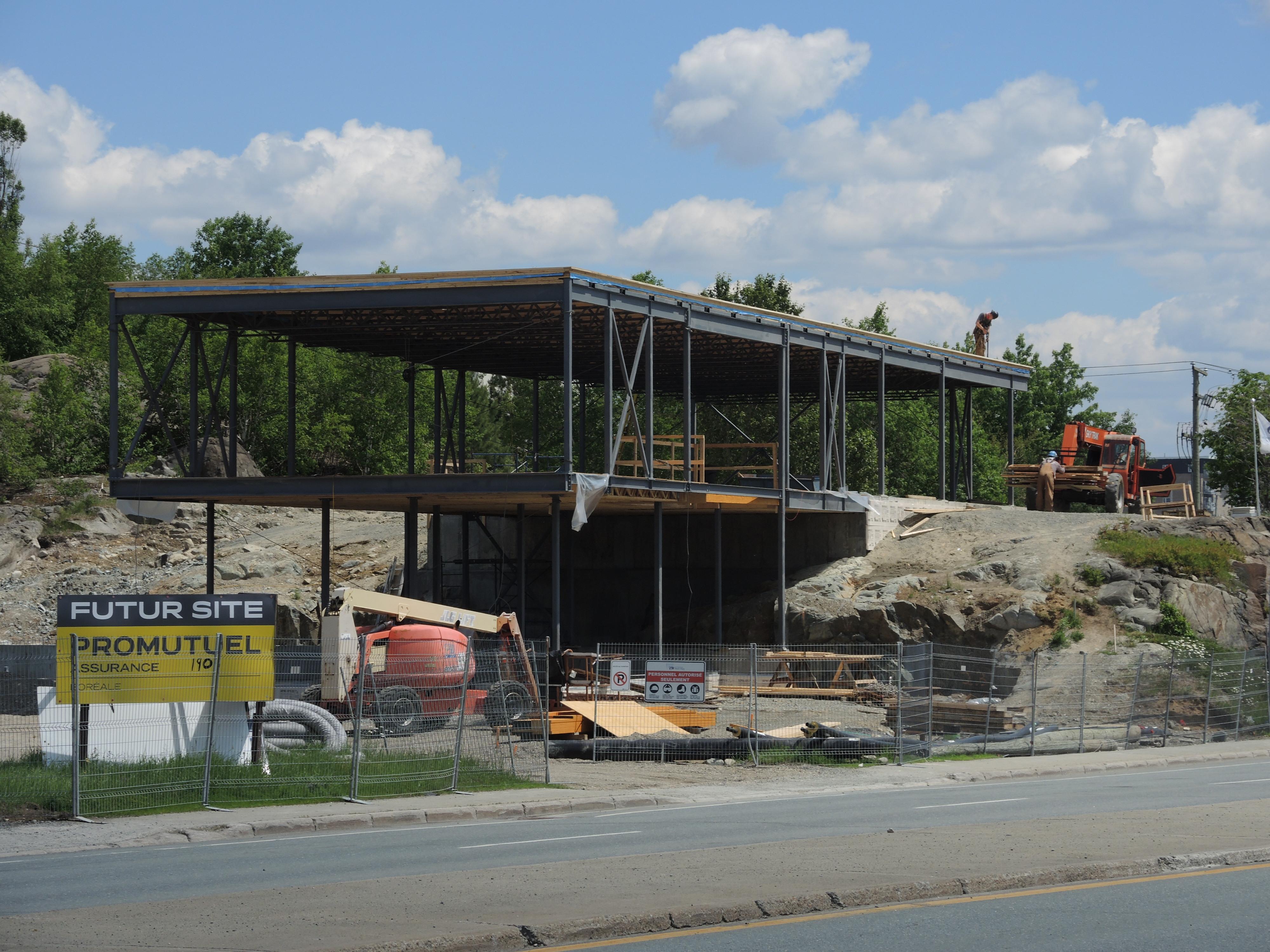 Construction Promutuel Rouyn-Noranda