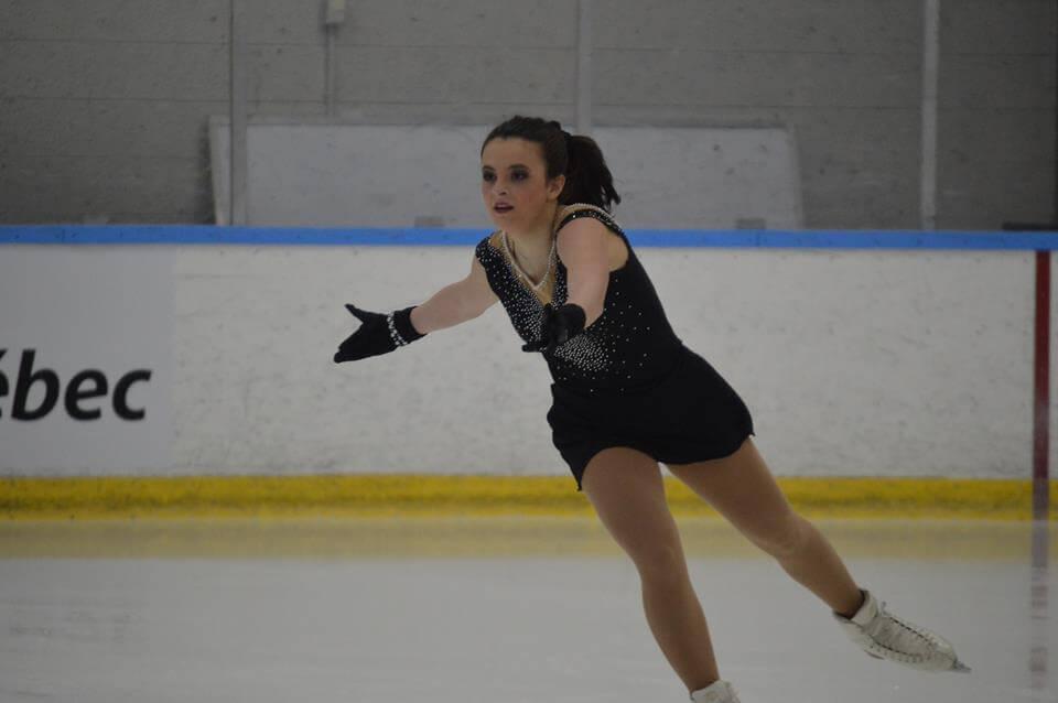 Marie-Maude Pomerleau - Jeux du Québec 2019