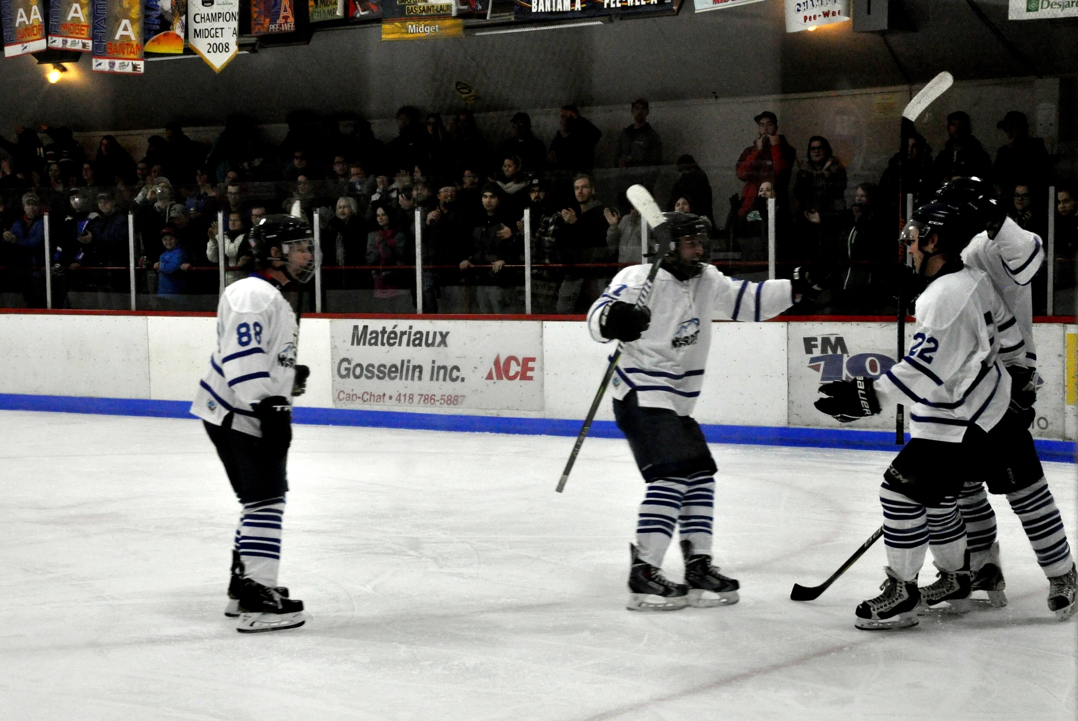 Hockey senior Nordet