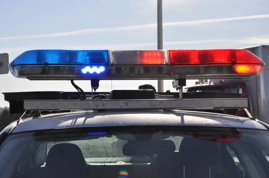 Arrestation dans Montcalm