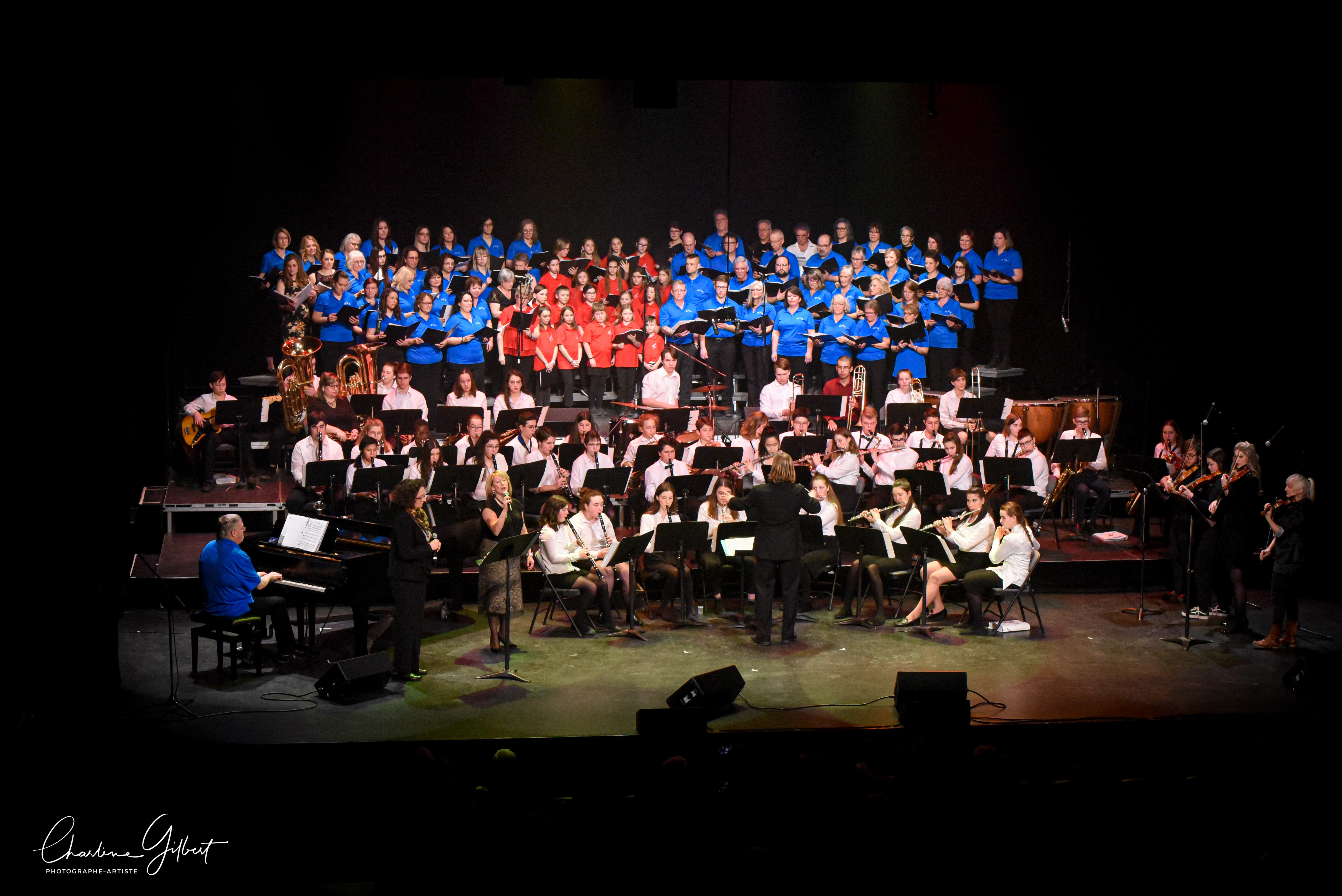 Concert Fonds Ange-Gardien Harricana