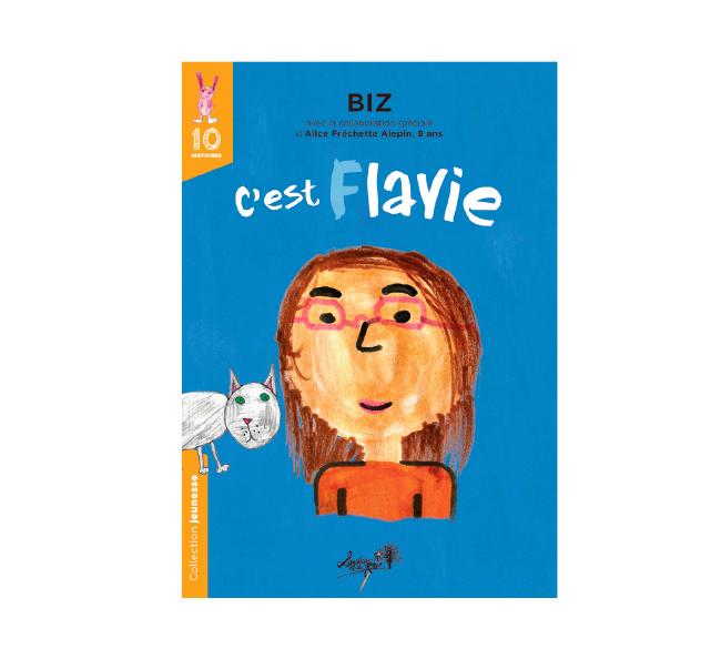Livre C'est Flavie