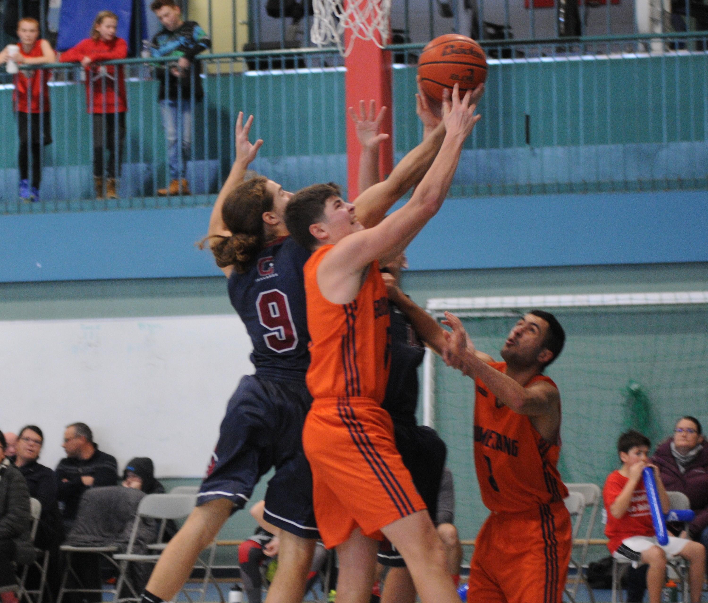 Basketball - Gaillards
