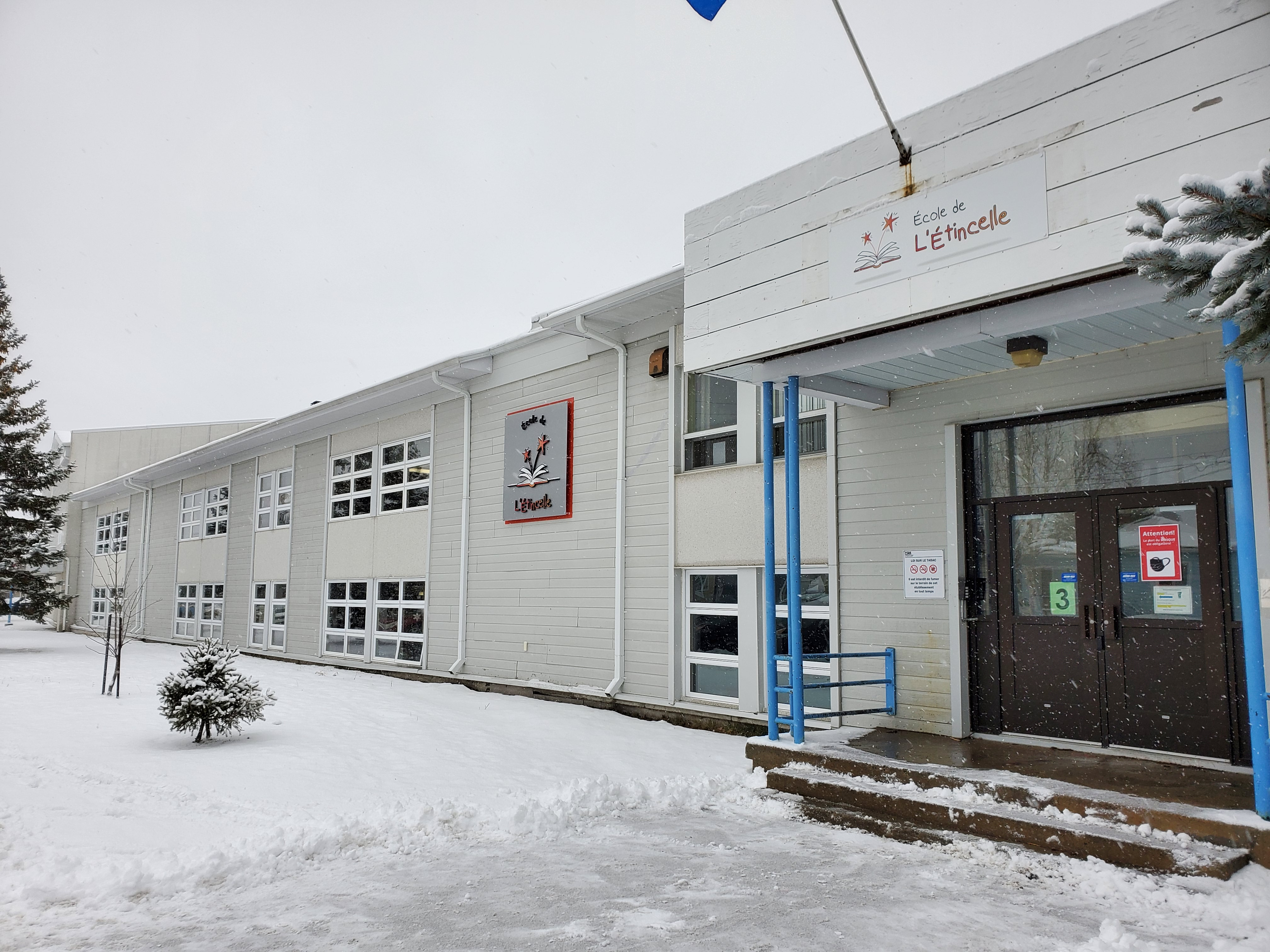 École de l'Étincelle Évain CSSRN