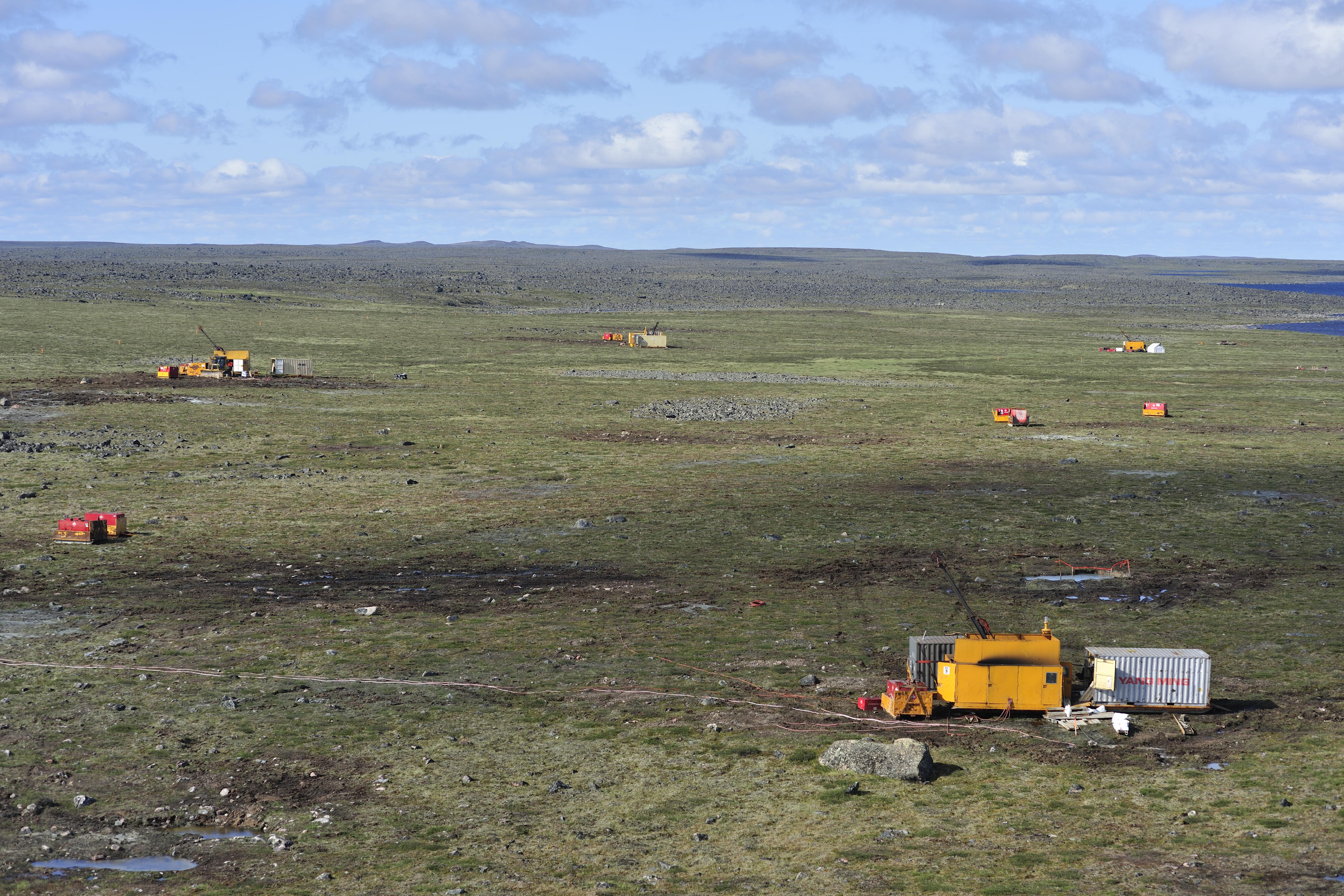 Mine Nunavut
