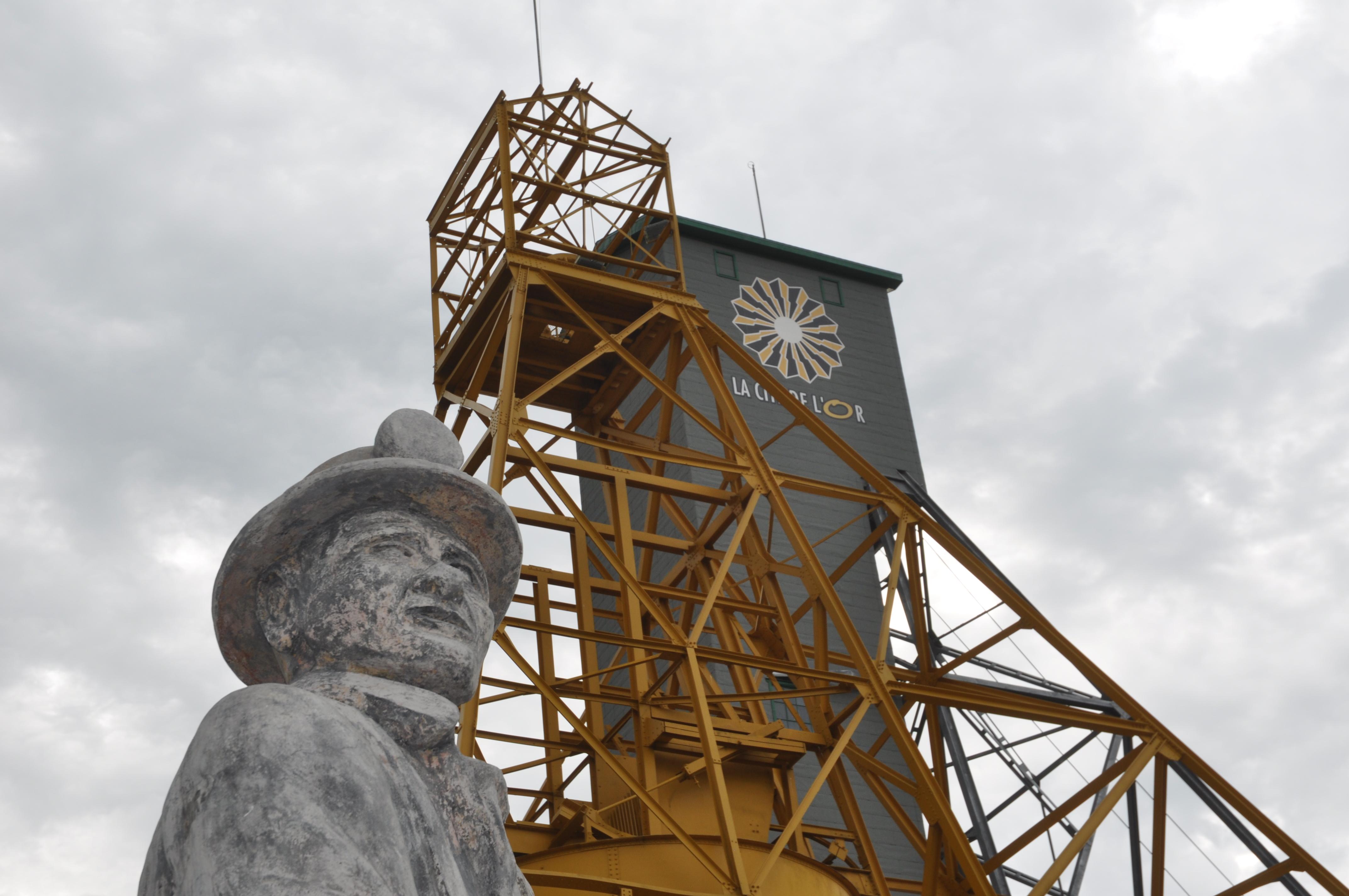 Cité de l'Or 2020 musée mine Val-d'Or