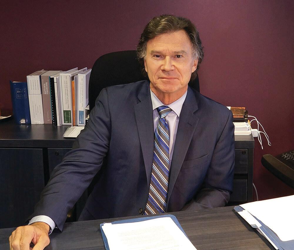 Pierre Reid - DGE Québec