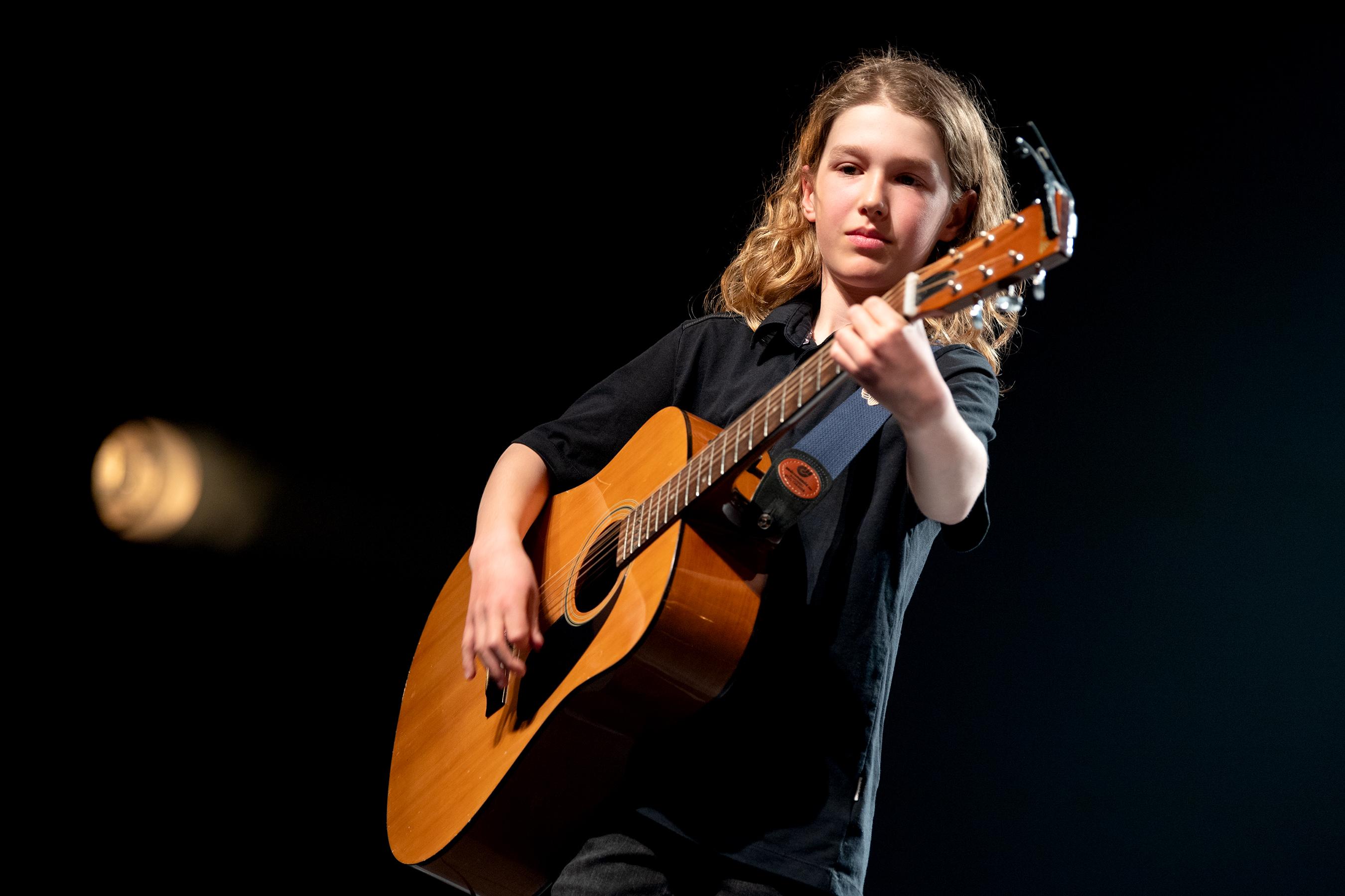 Annuellement, 650 à 750 étudiants sont inscrits à l'école de musique du Bas-Saint-Laurent.