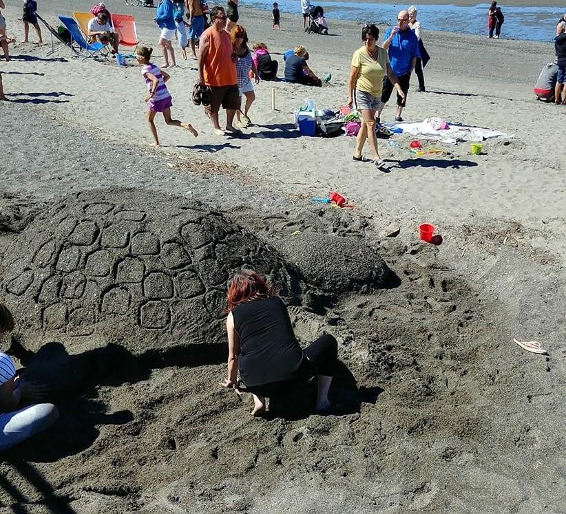 Le célèbre concours de sculptures de sable de Sainte-Luce sera de retour le 31 juillet après une année d'absence.