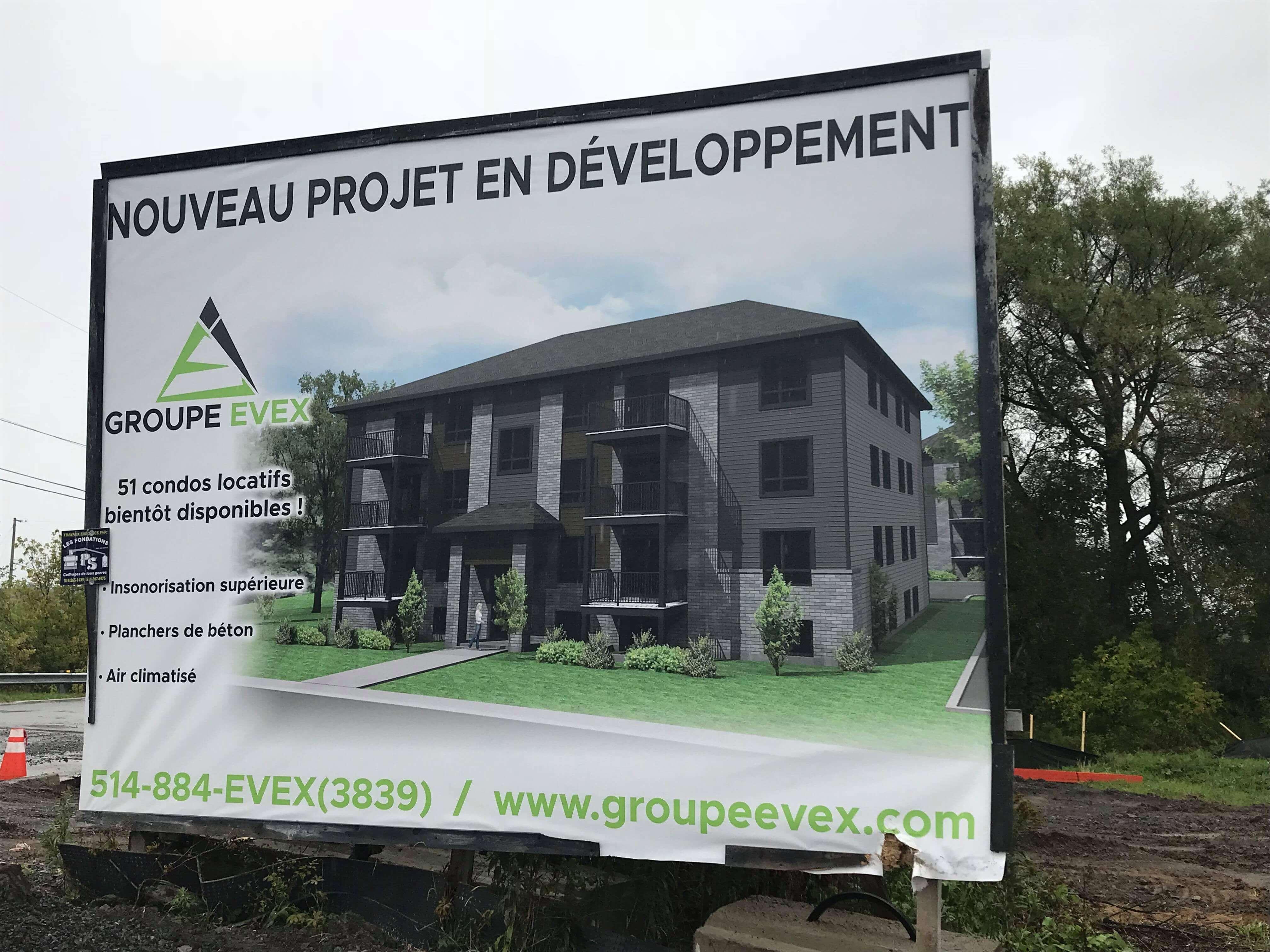Projet immobilier à Saint-Jacques