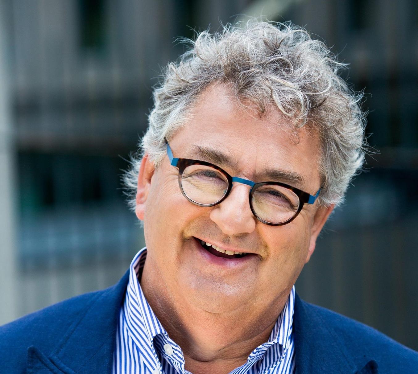 Le sénateur et ex-maire de Rimouski, Éric Forest.