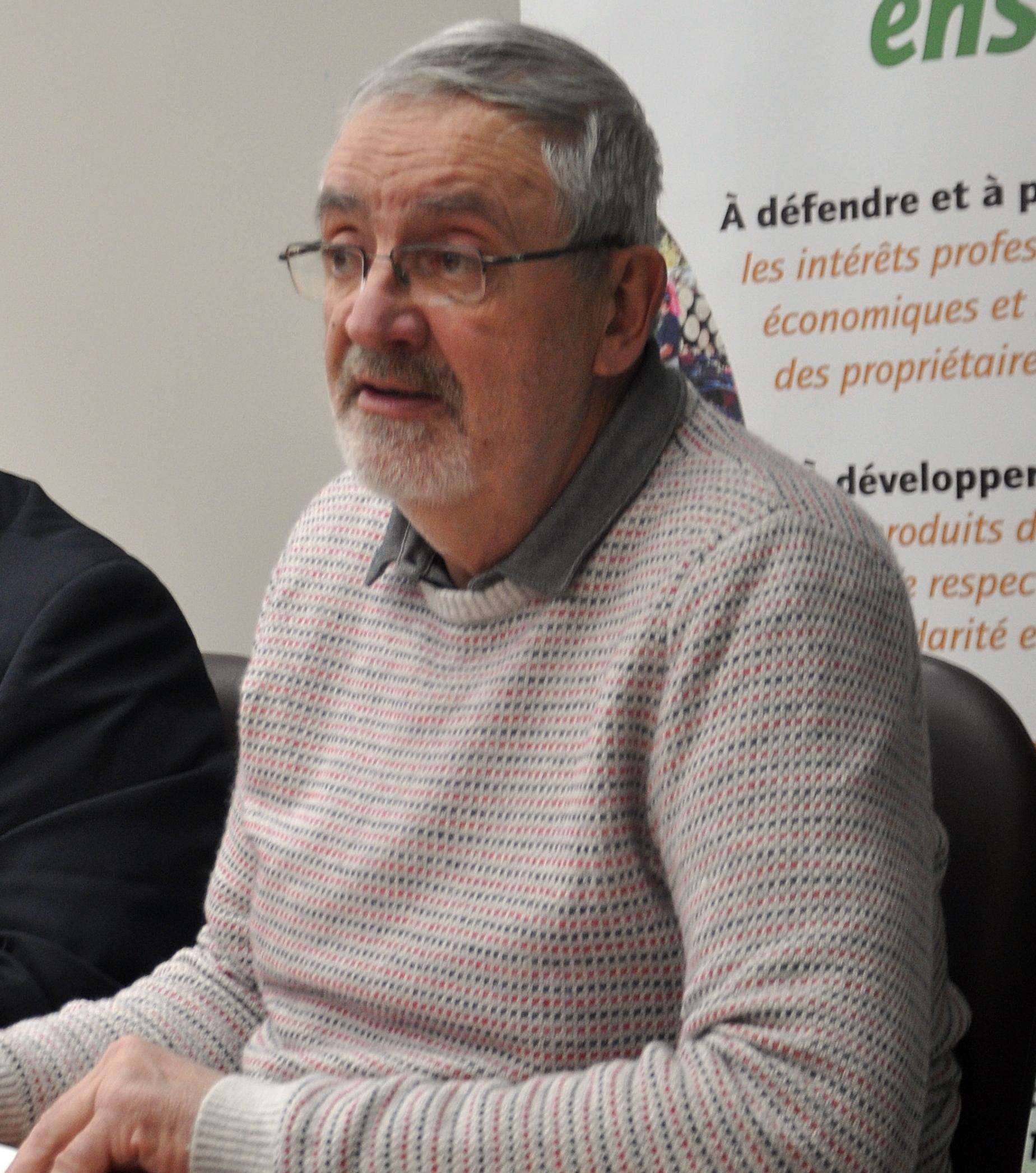 Maurice Veilleux
