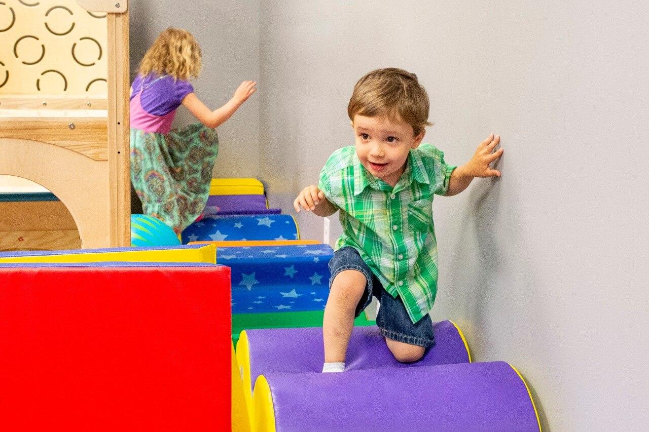 Vire-Vent espace famille de la Matanie Galeries du Vieux-Port Matane enfants jeux garderie