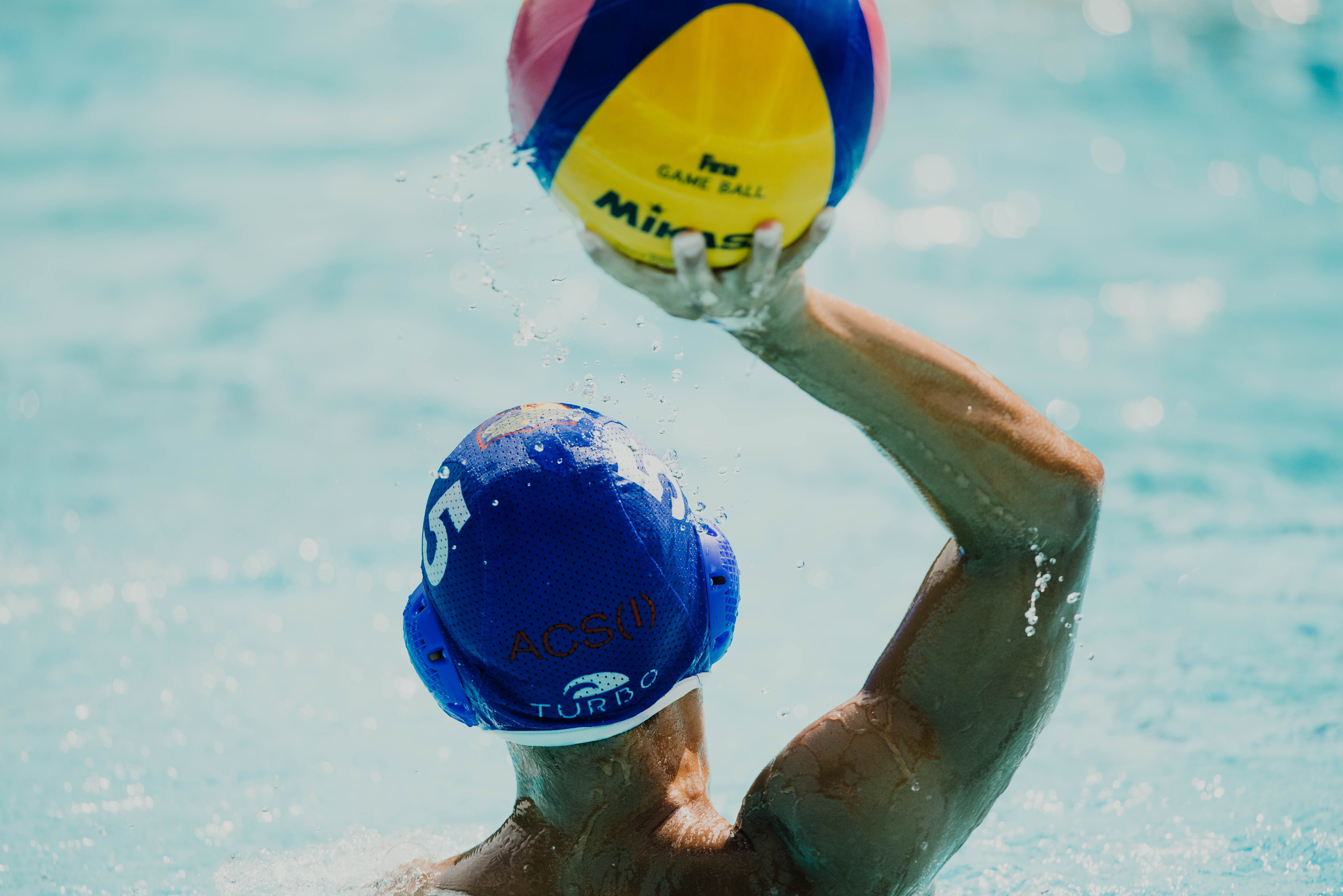 Water polo makes its debut on the Complexe Desjardins de Rimouski this winter