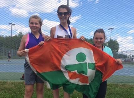 Jeux régional - Abitibi-Témiscamingue Tennis Fille