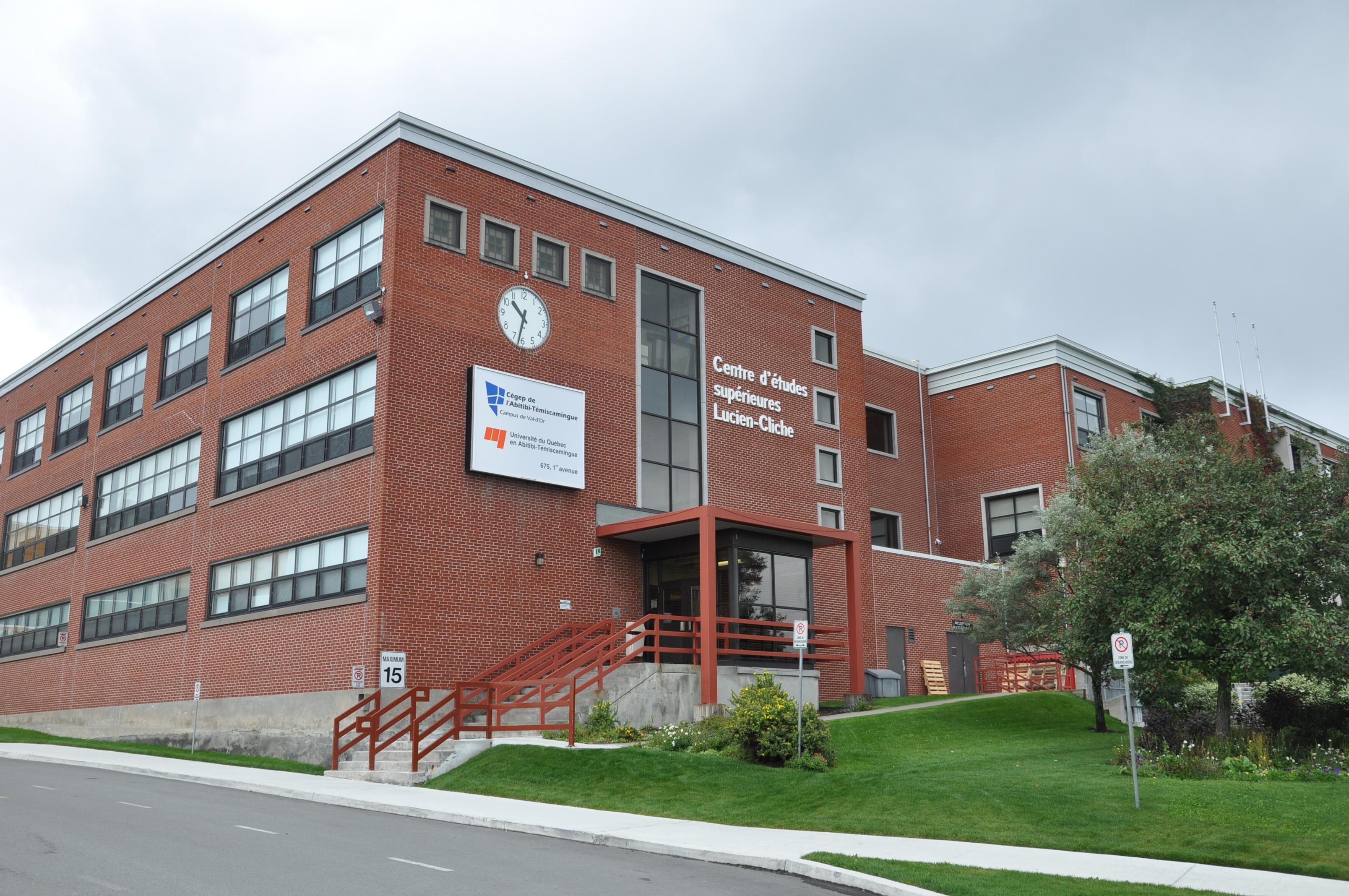 Campus de Val-d'Or