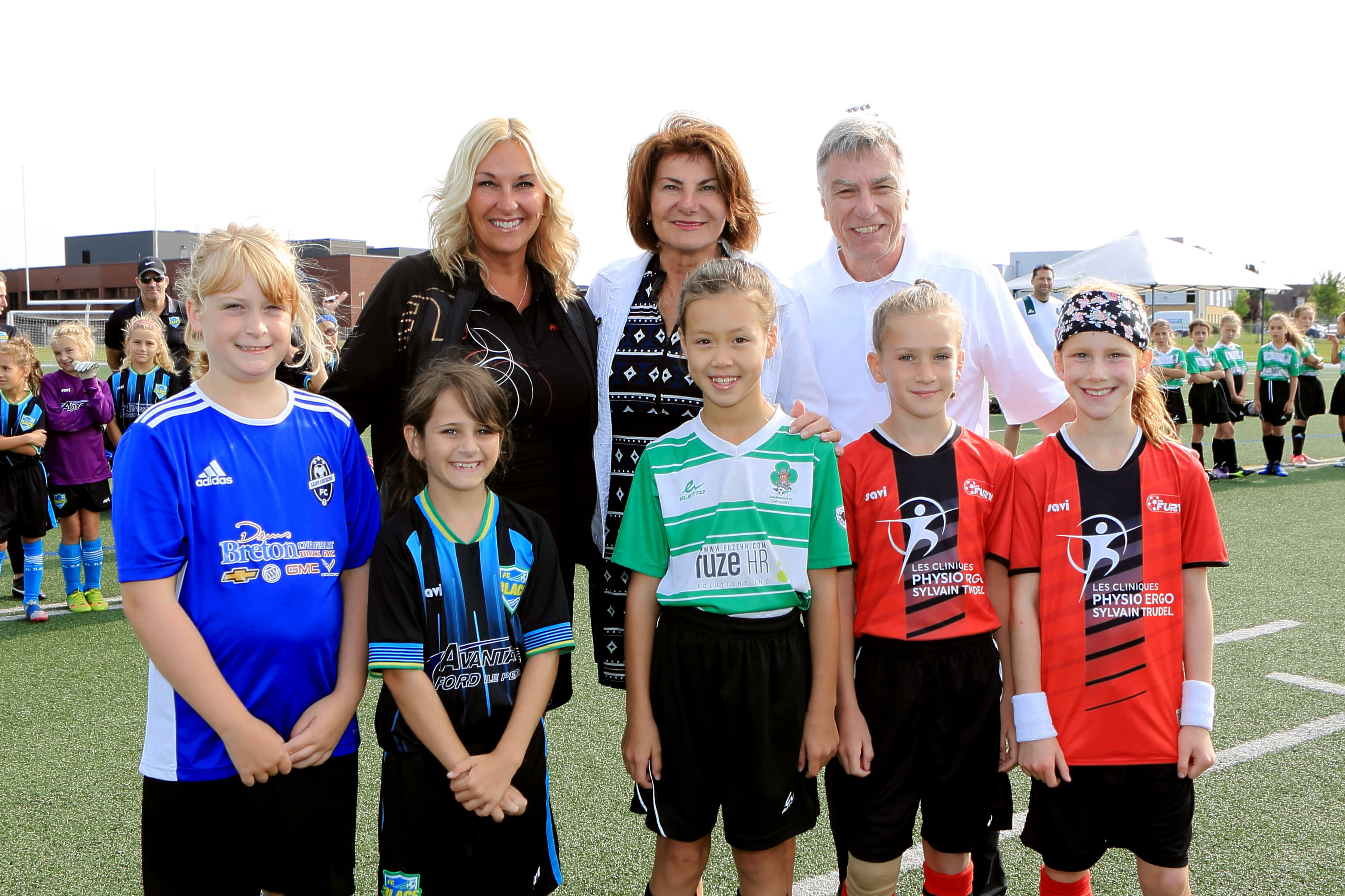 National soccer Repentigny