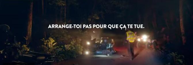 Campagne sécurité VTT