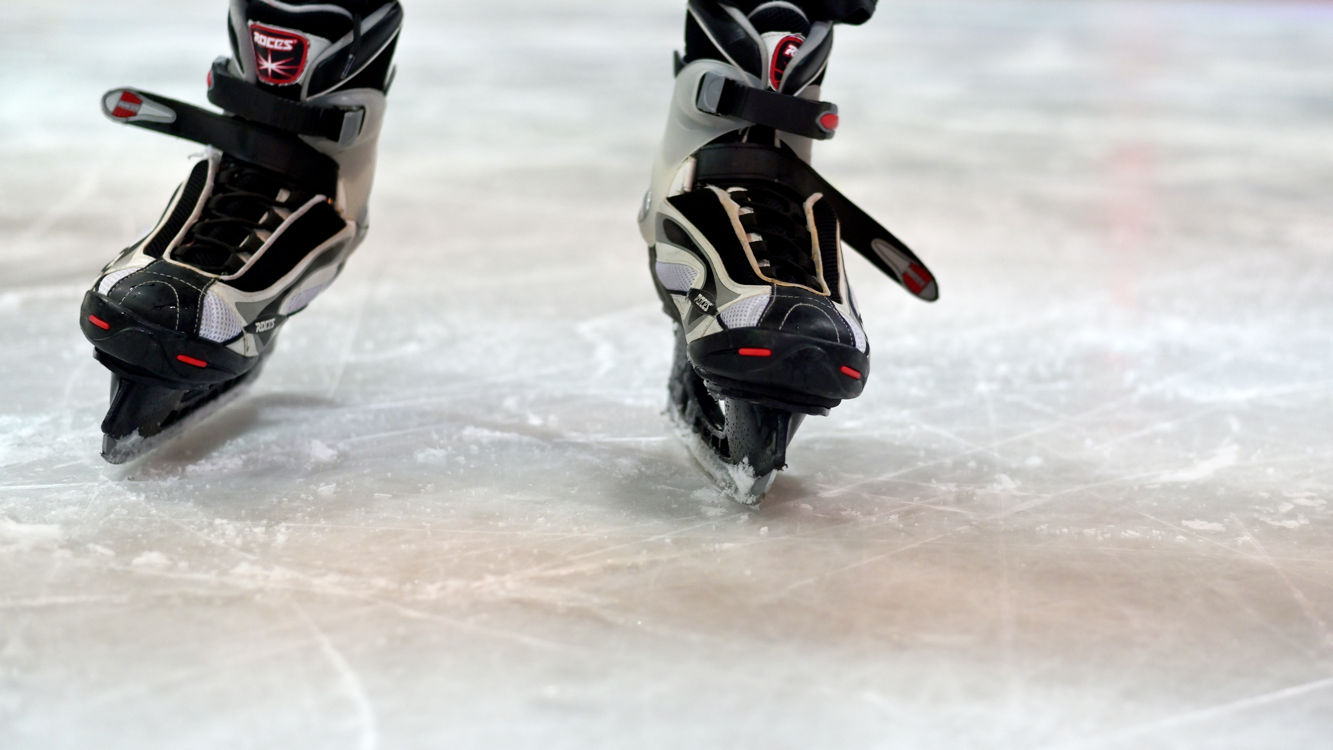 Patinage, patins, glace