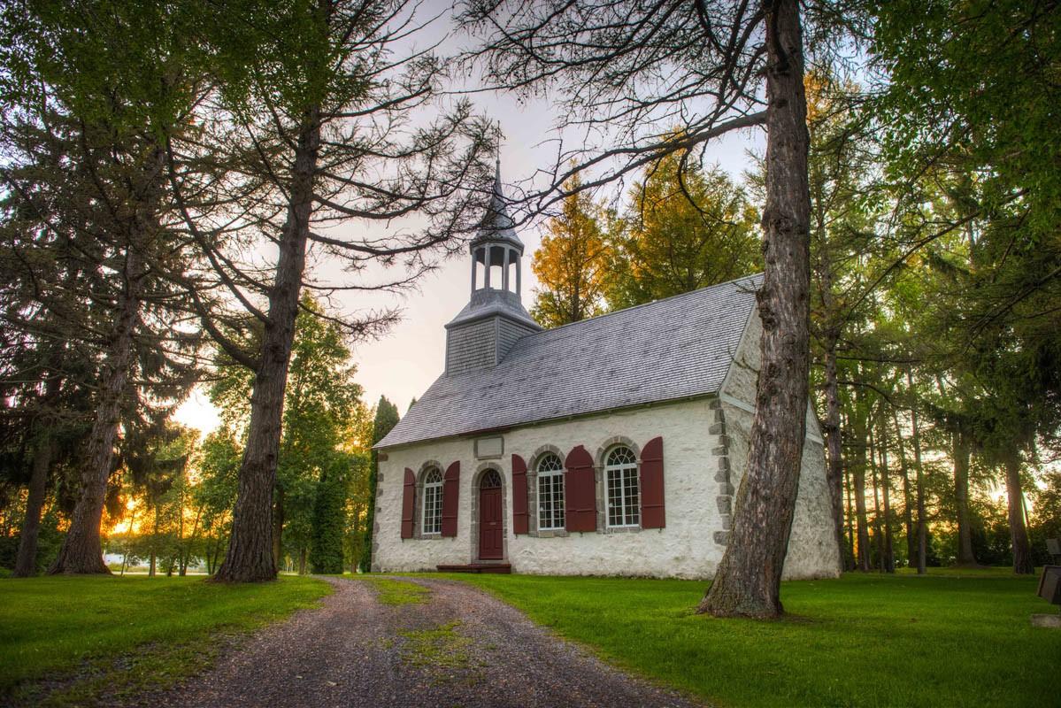 chapelle des Cuthbert