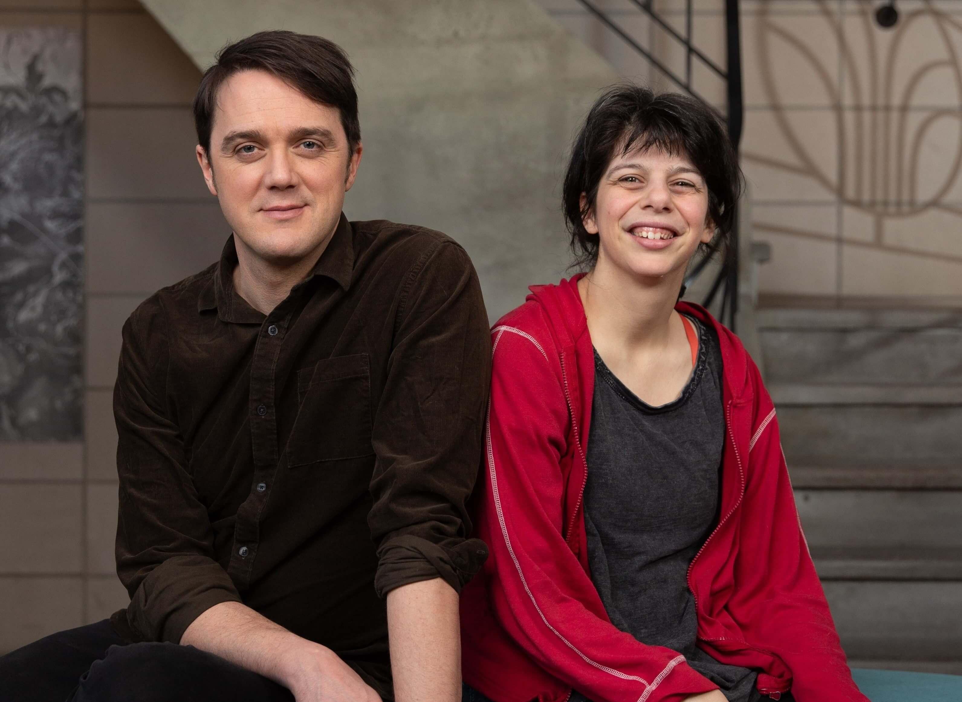 incent-Guillaume Otis et Gabrielle Marion-Rivard