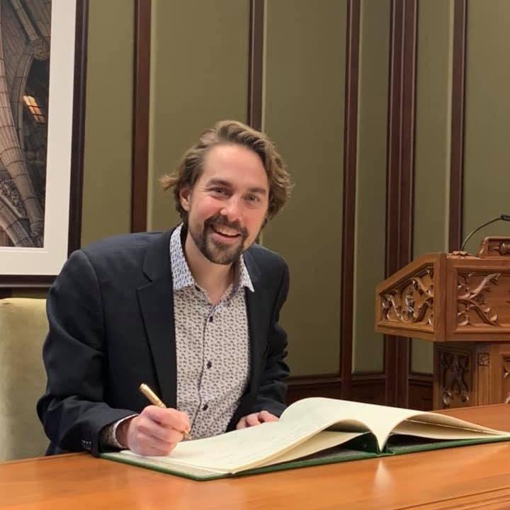 Sébastien Lemire député Abitibi-Témiscamingue Bloc québécois