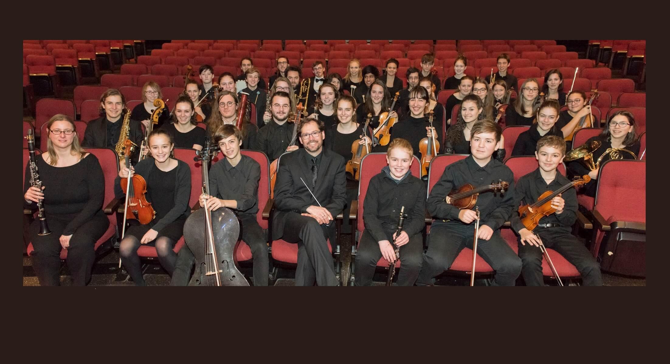 L'Orchestre des jeunes du Québec maritime -Rimouski