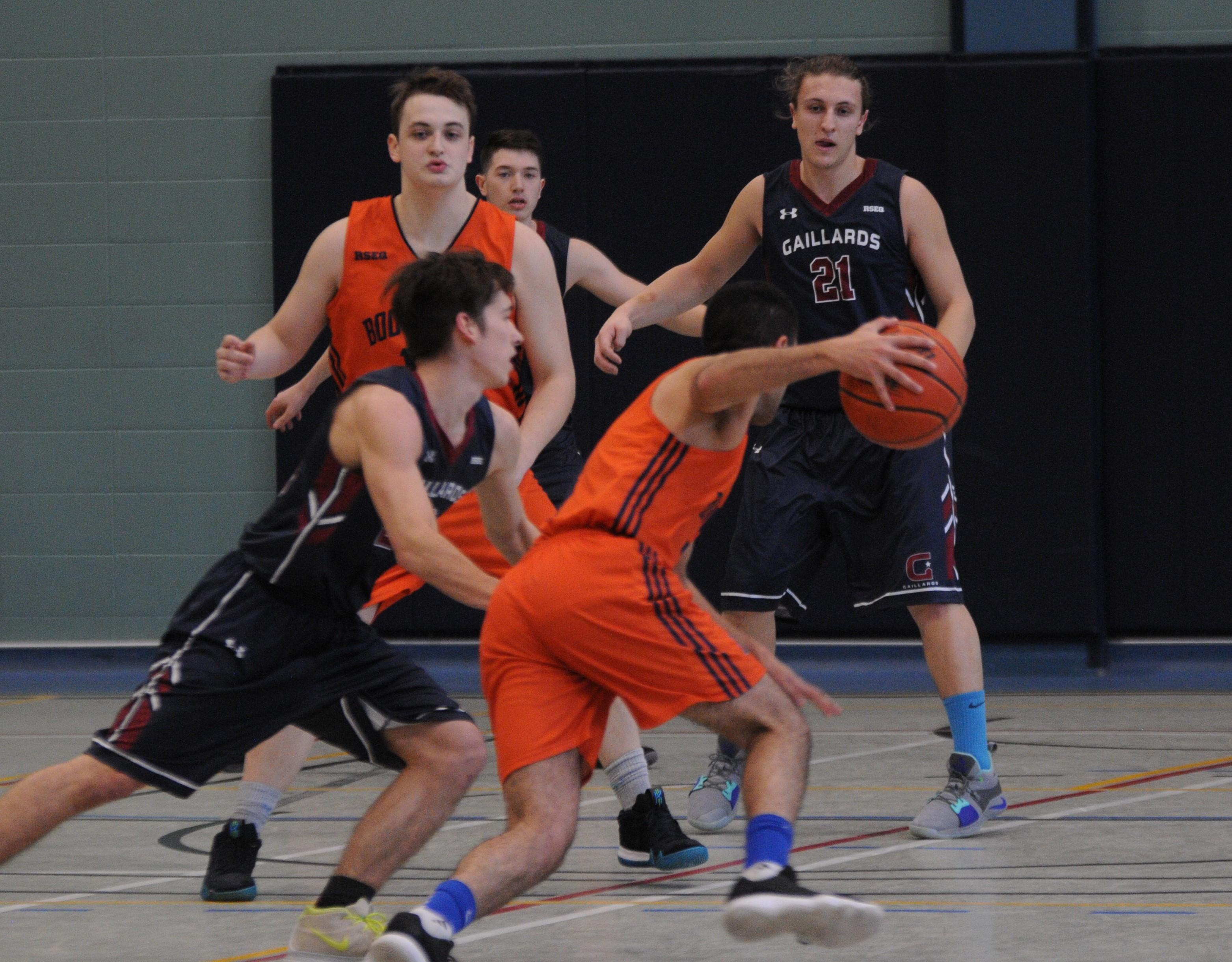 Basketball Gaillards