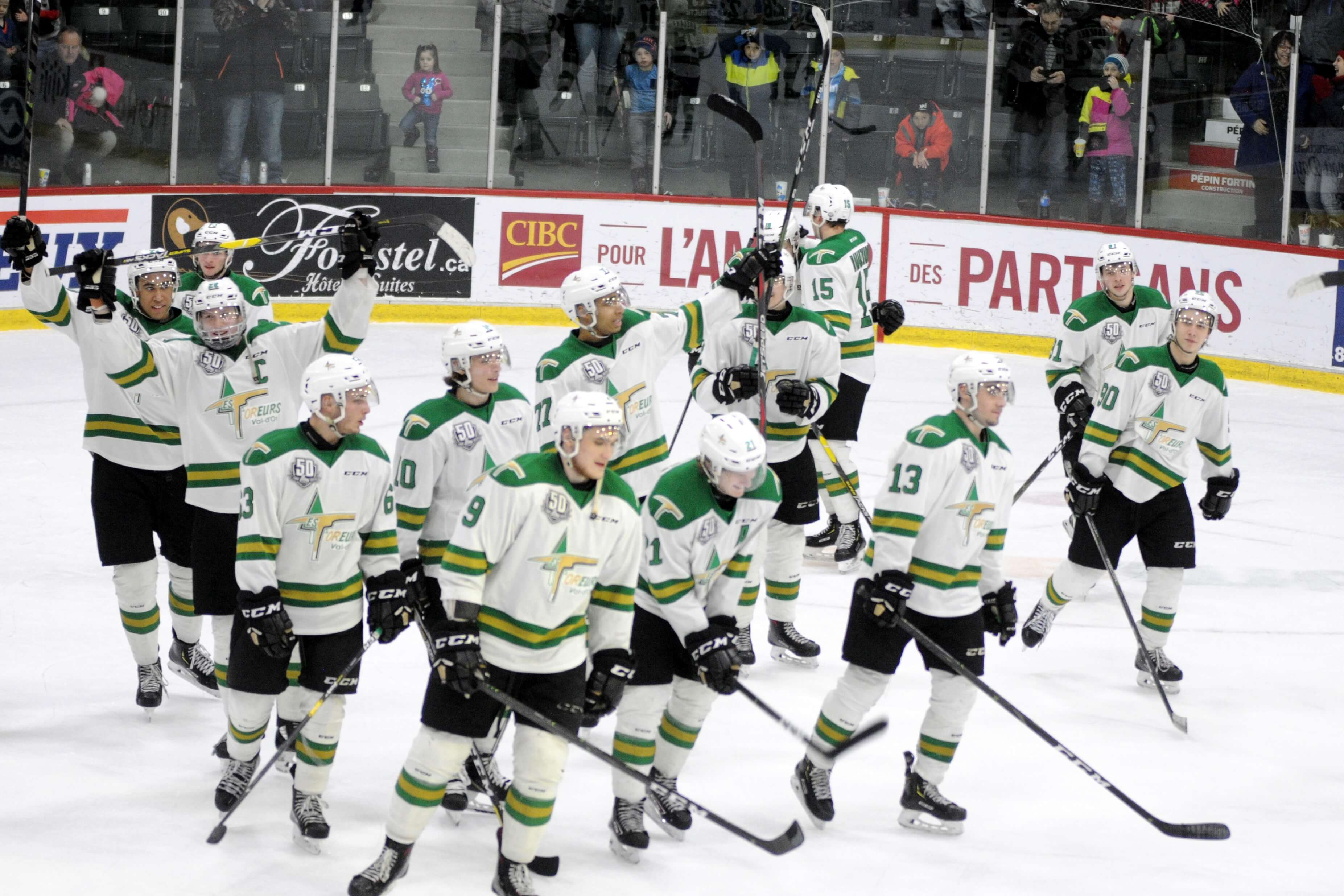 Foreurs Val-d'Or 2018-2019