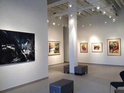 Galerie d'art Léonard-Parent.