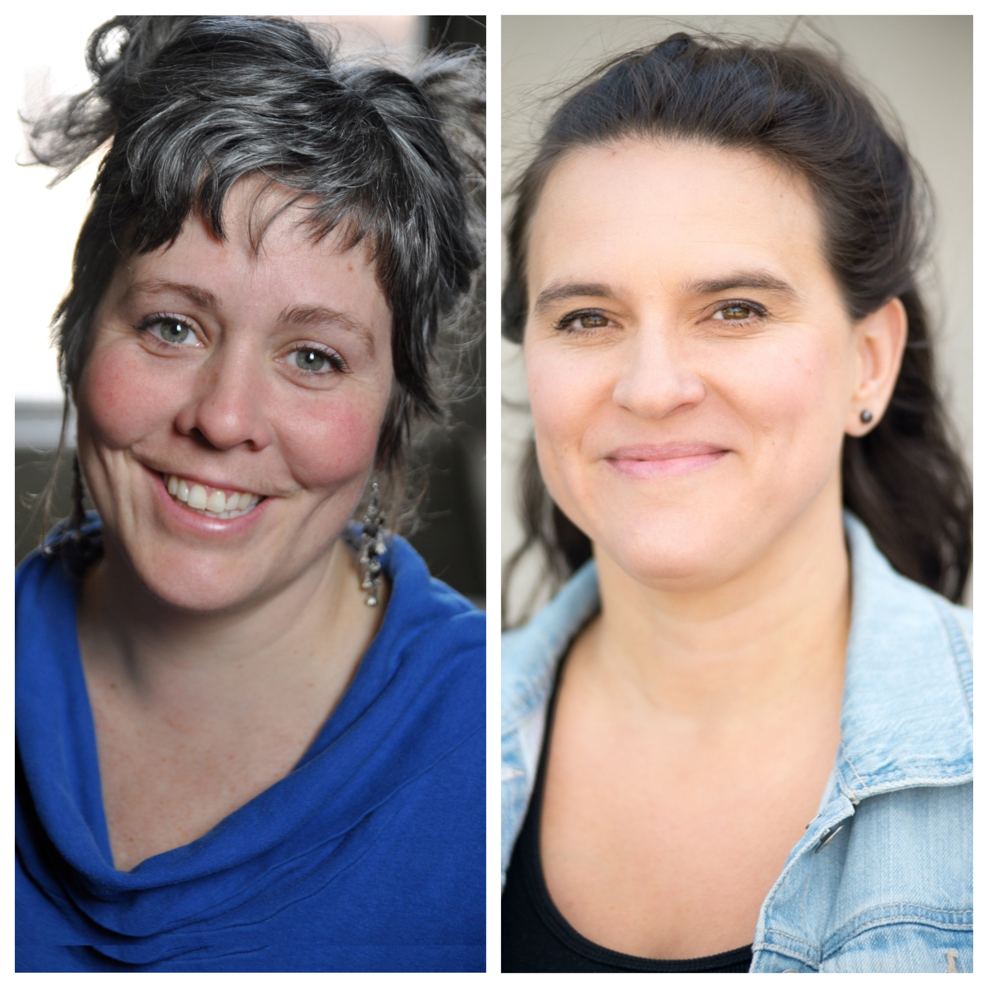 Vania Beaubien et Isabelle Rancier