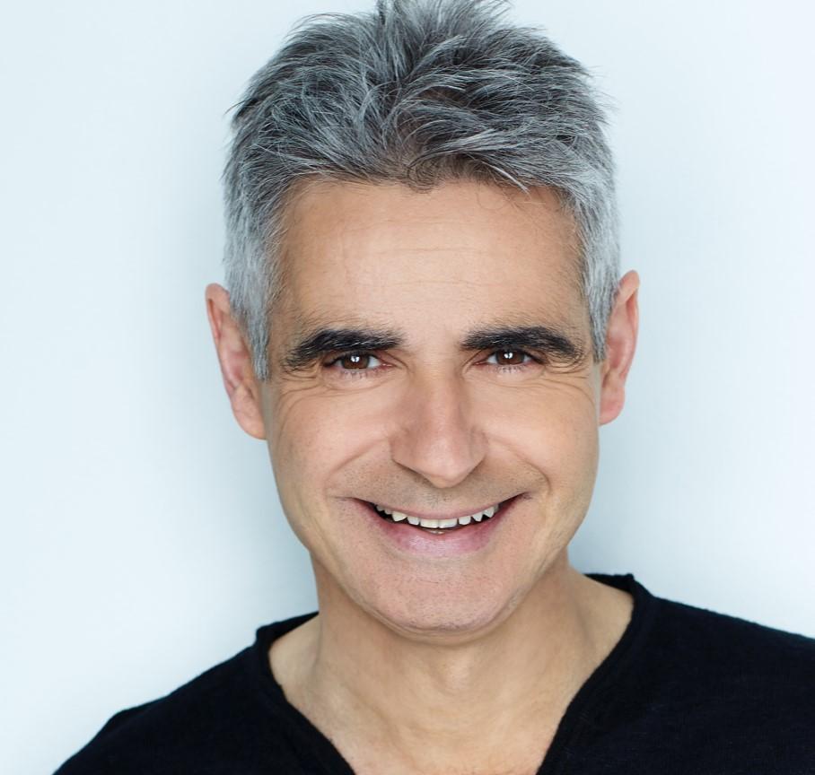 Le comédien Patrice Coquereau.