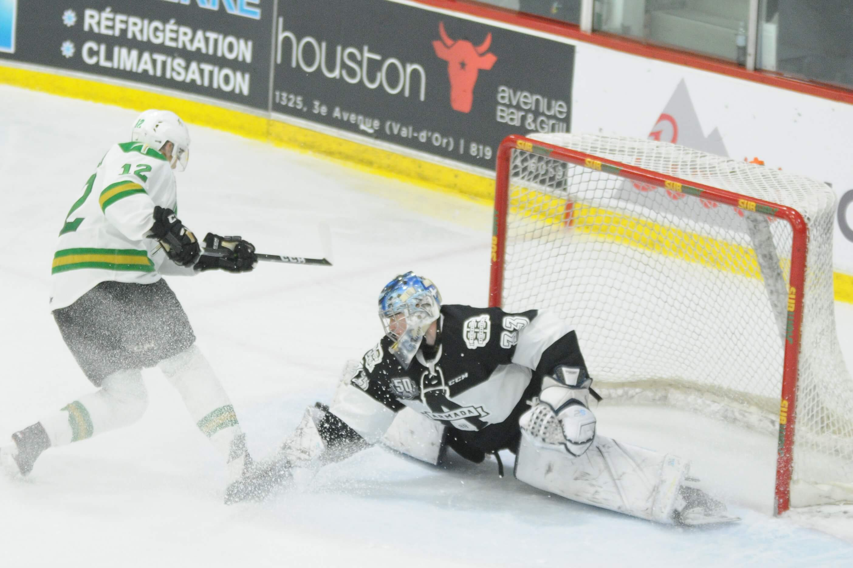 Armada Blainville-Boisbriand - Foreurs Val-d'Or 2018-2019